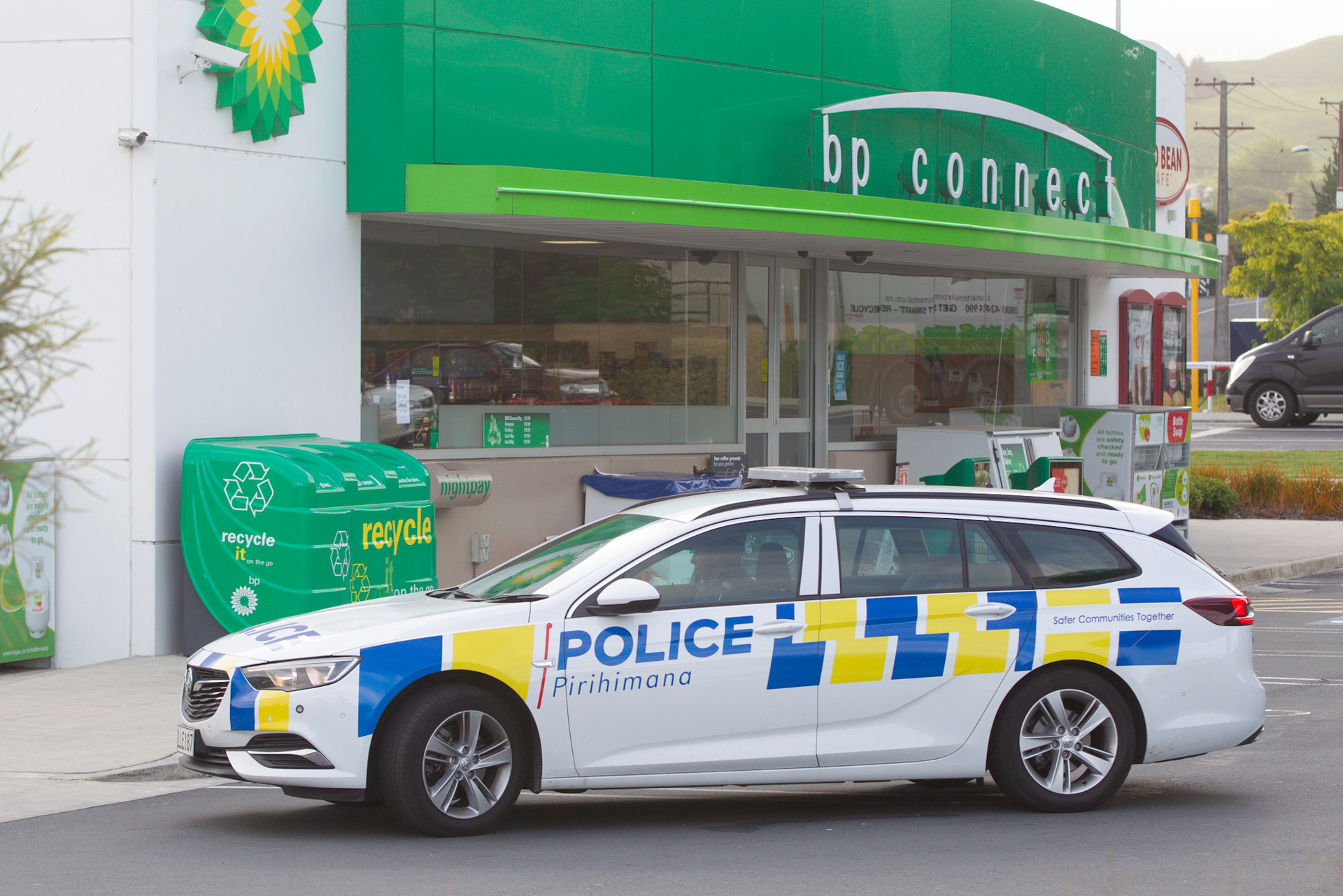 Man admits role in armed hold-up of Rotorua's BP Lynmore