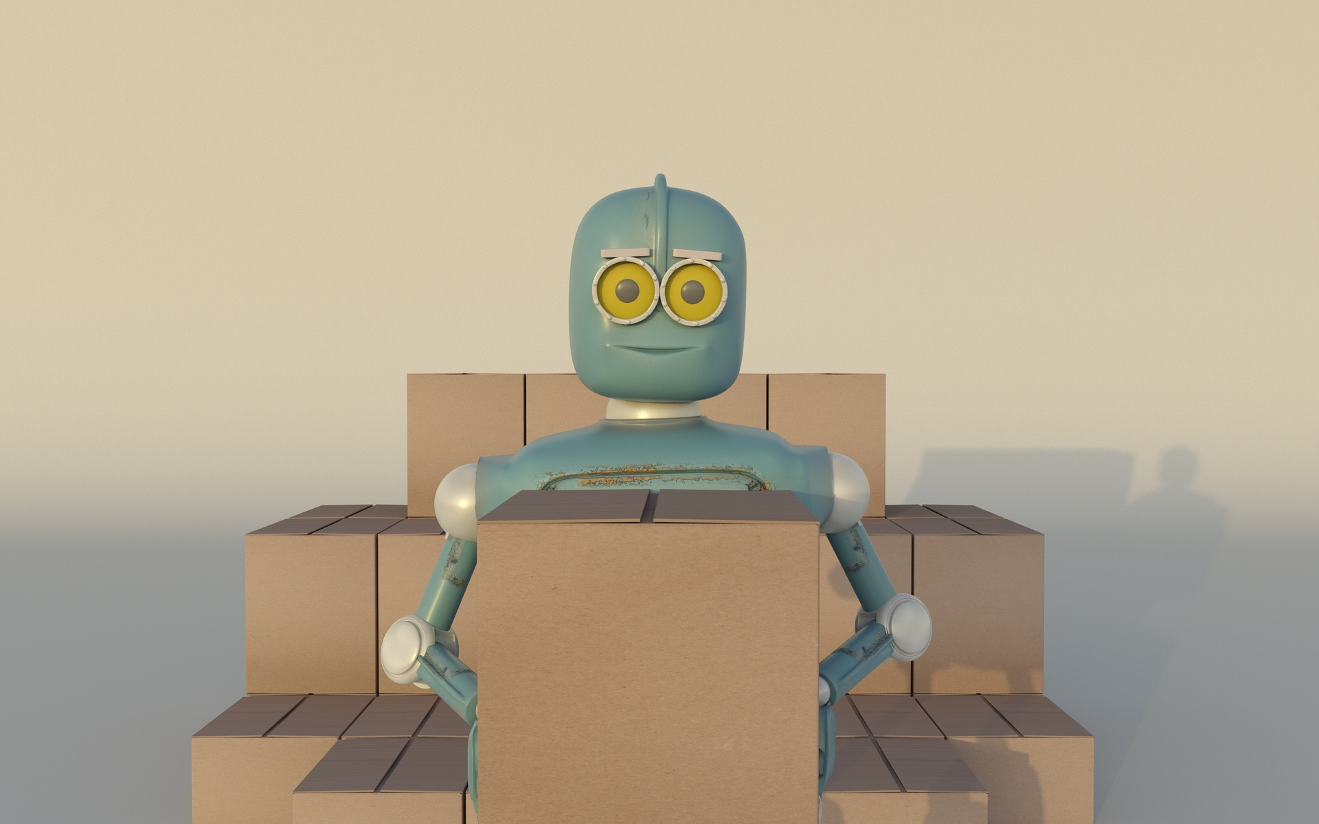 Six ways robots have infiltrated your life