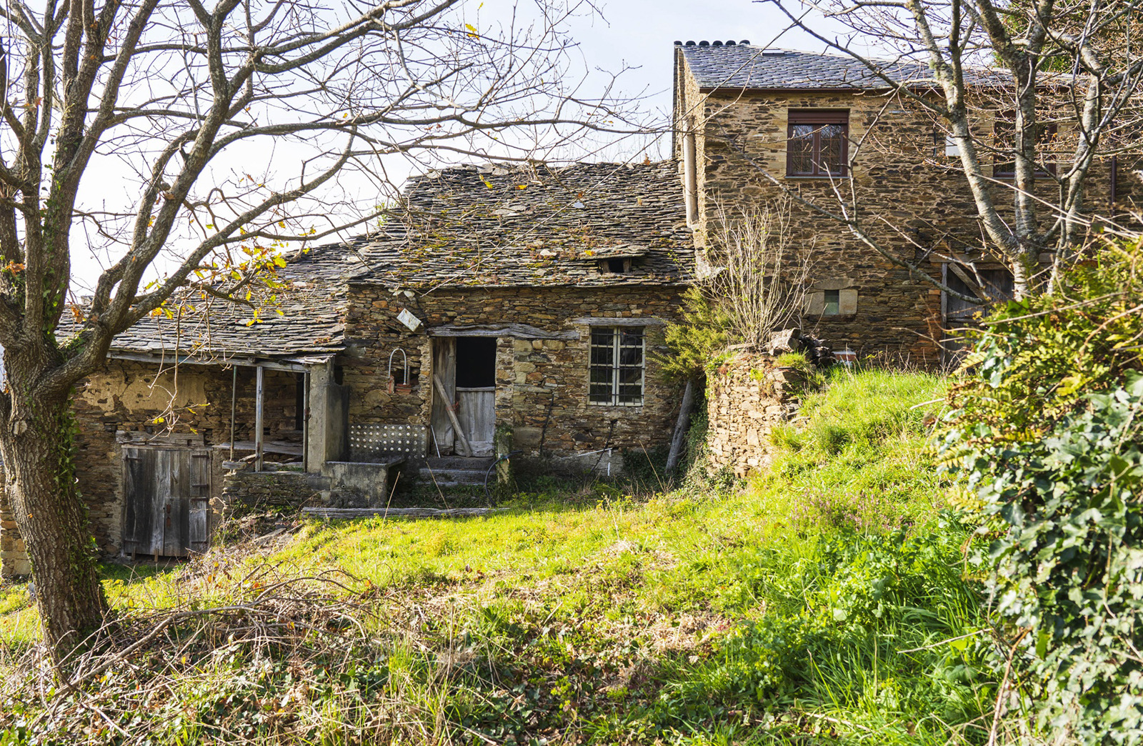 You can buy your own village on the Spanish countryside
