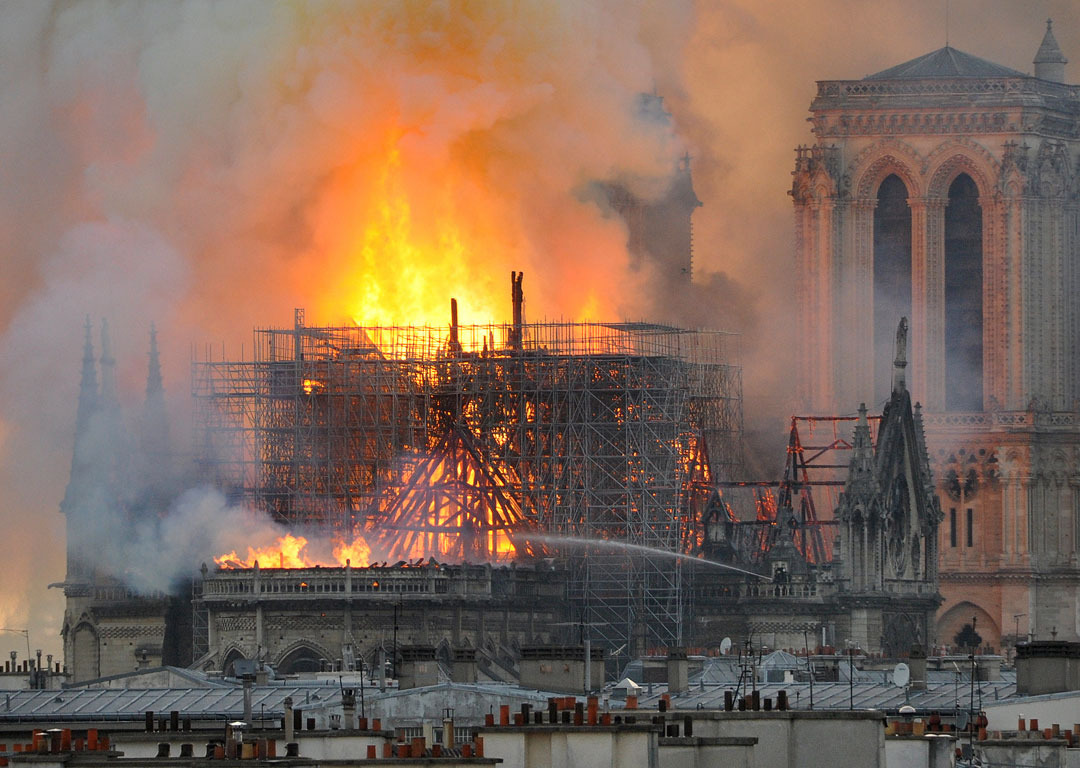 Olympics: IOC panned for Notre Dame donation