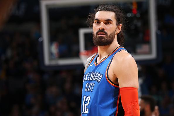 Basketball: Oklahoma City Fans call for Steven Adams trade