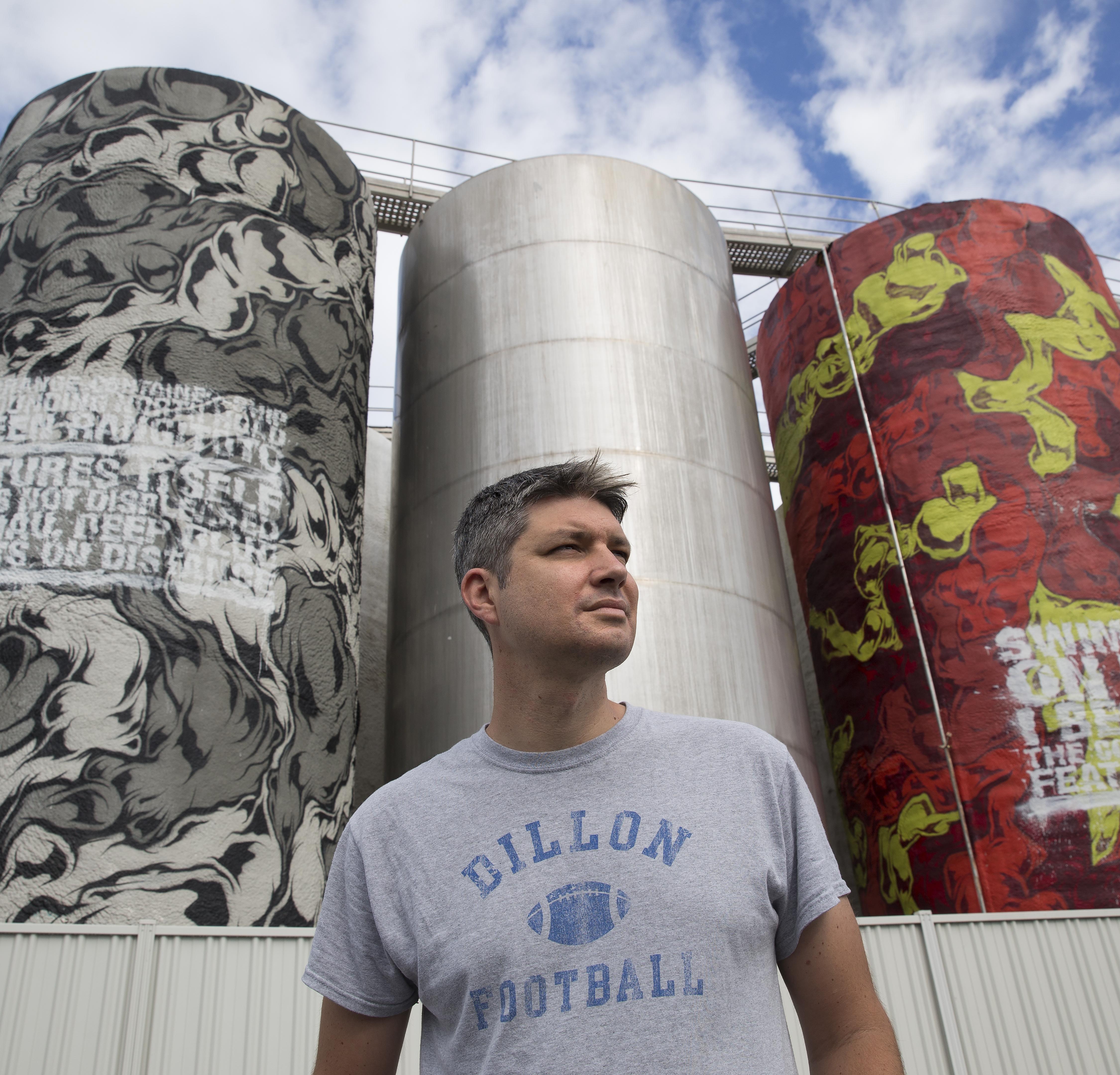 Jesse Mulligan opens up about the dark days of Seven Sharp - NZ Herald