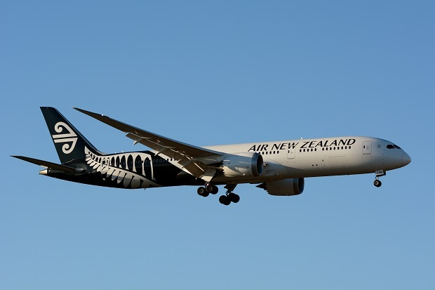 Flying from Auckland to Hong Kong with Air New Zealand and Cathay Pacific