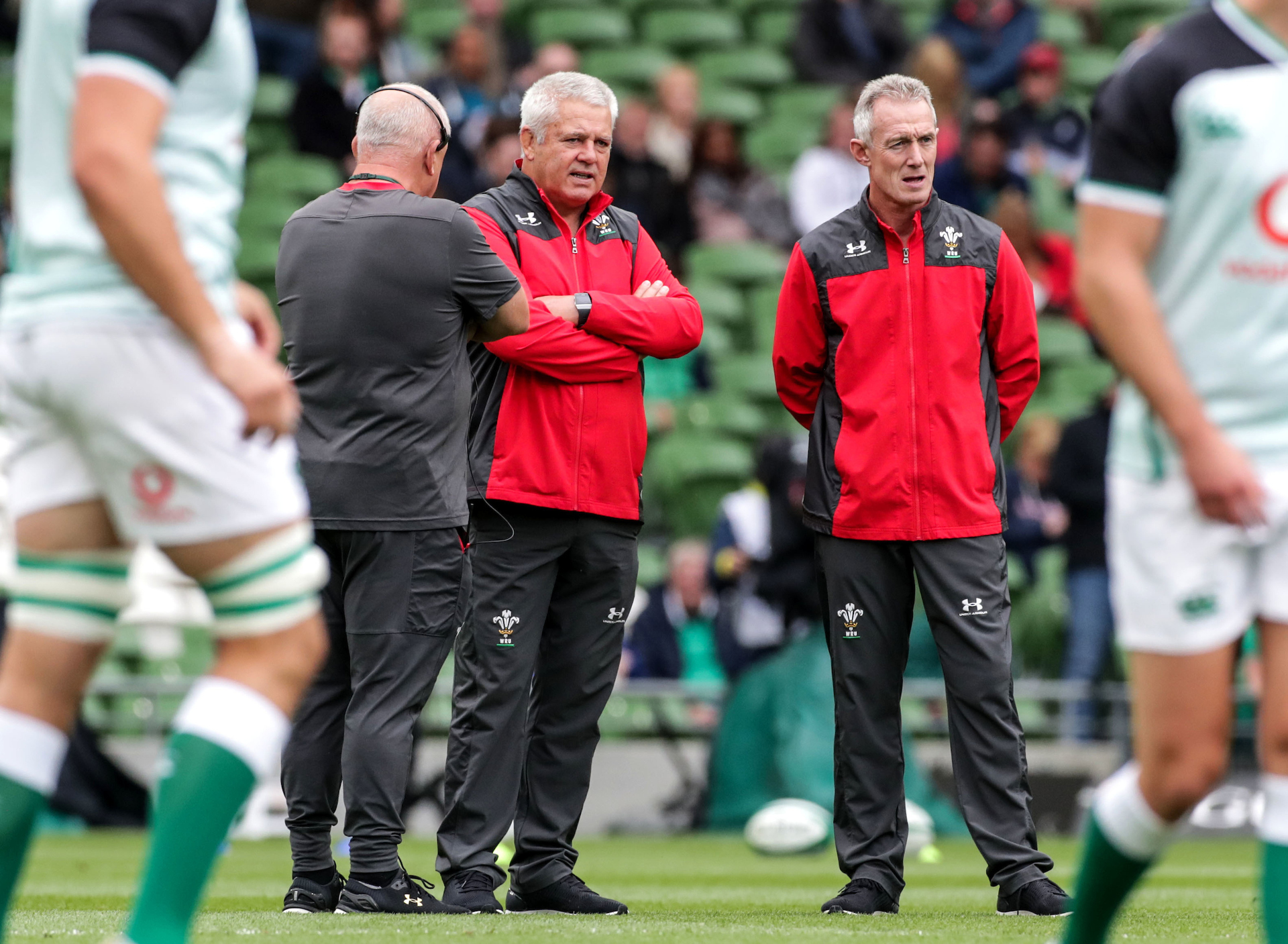Rugby World Cup: Wales assistant coach sent home over betting case