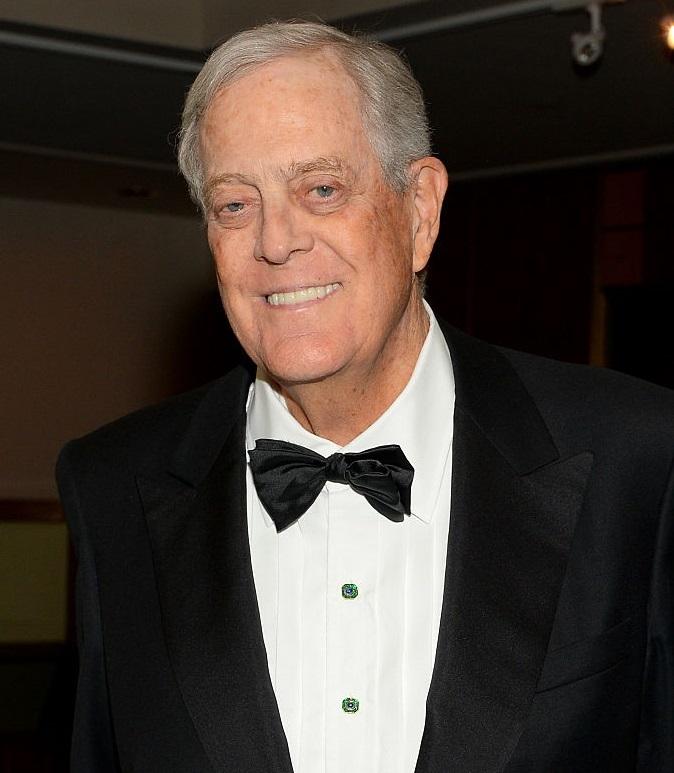 Billionaire and Republican donor David Koch dead at 79