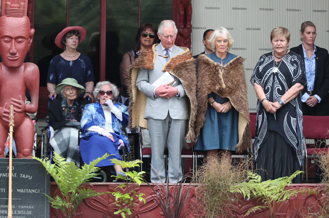 Doing what's right - Prince Charles opens up at Waitangi