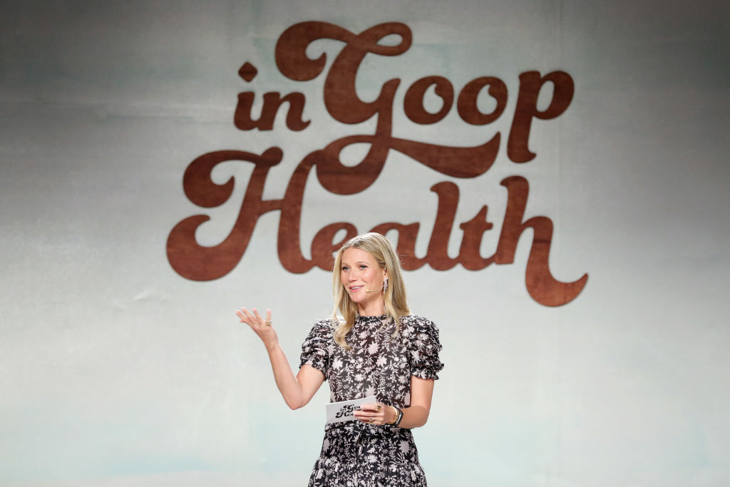 Gwyneth Paltrow thinks psychedelic drugs will be 'the next big thing'