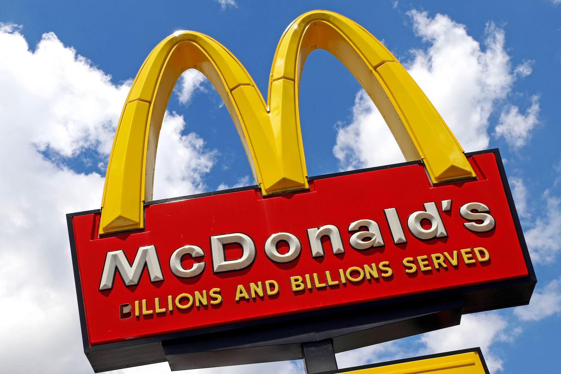 Fast-food restaurant: Would you like recycling with that?