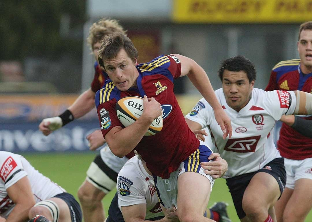 Best of Bender: Ranking Ben Smith's top performances for the Highlanders