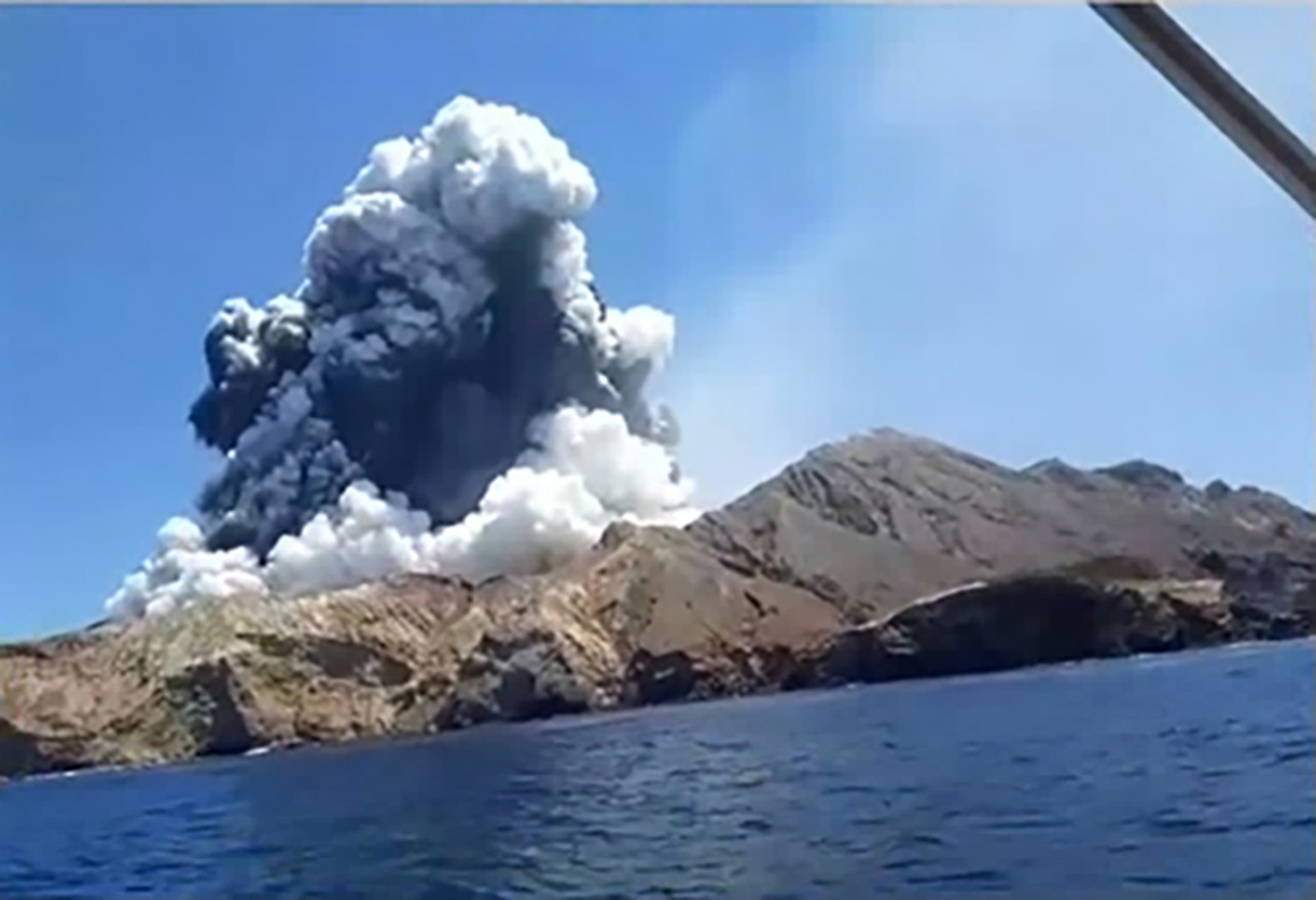 Anatomy of an eruption: Why White Island blew without warning