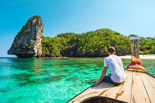 Thailand: There's an island with your name on it