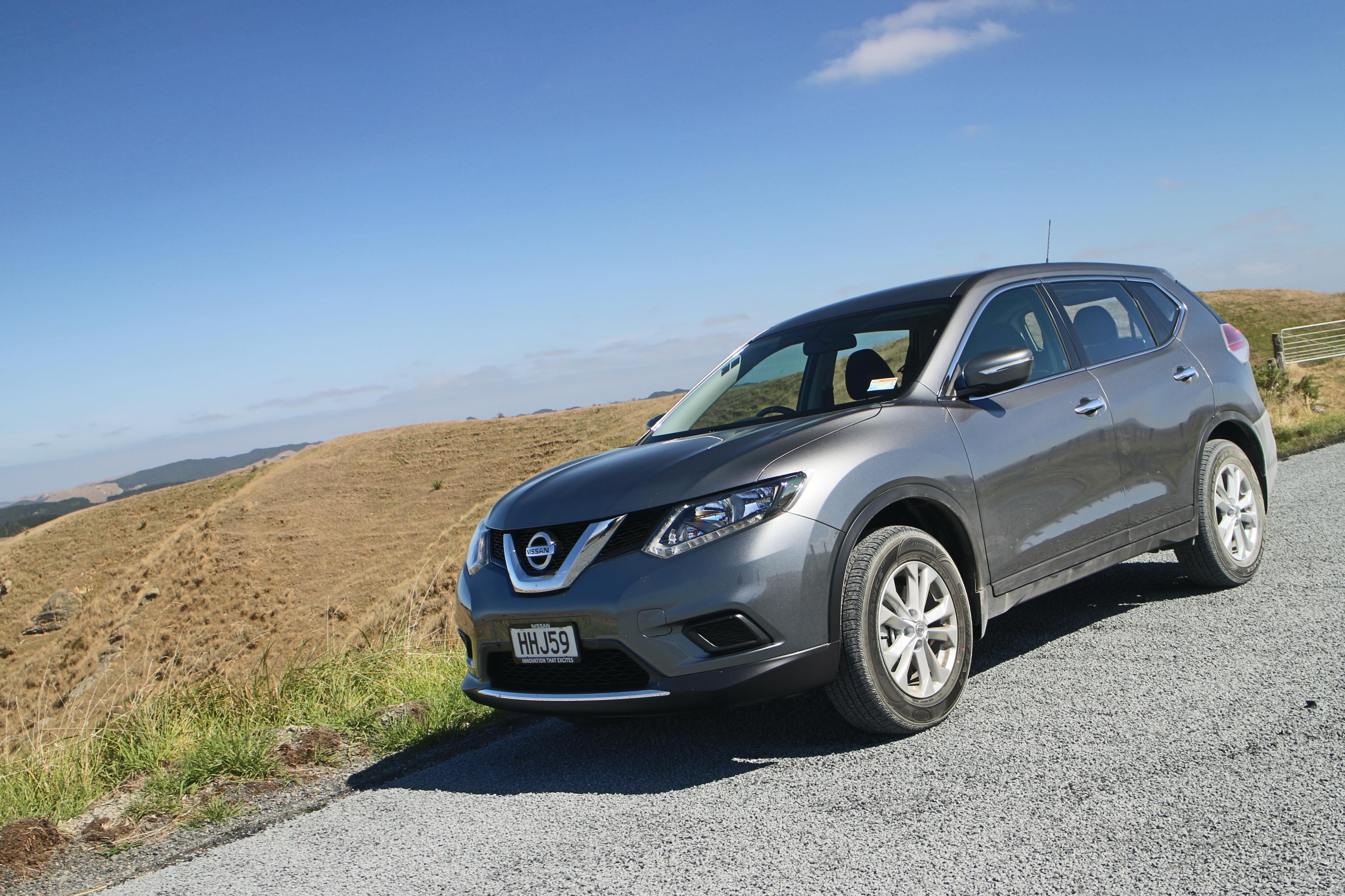 Nissan's new X-Trail ahead of the curve - NZ Herald