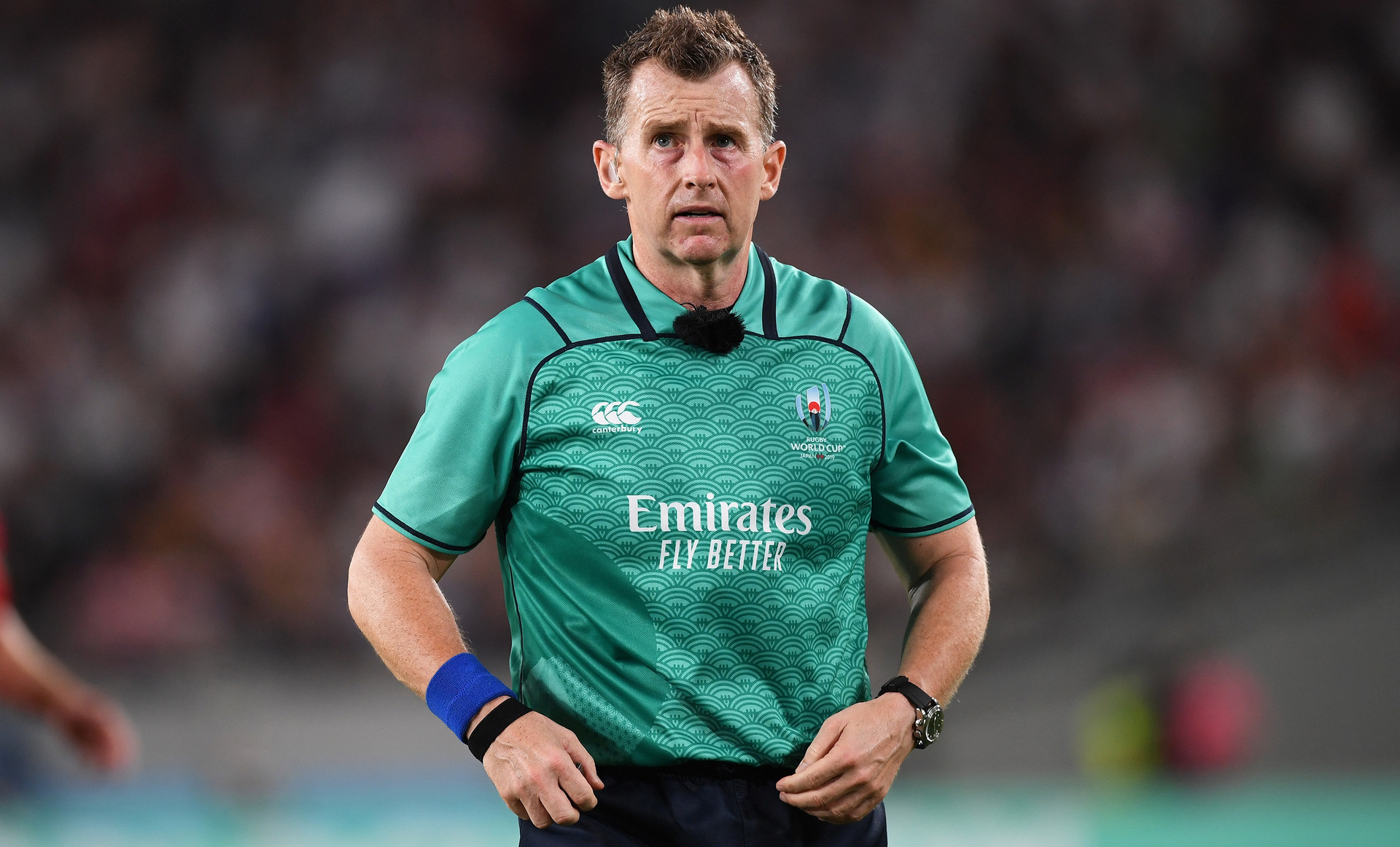'Blue murder': Irish fans slam ref appointment for ABs clash