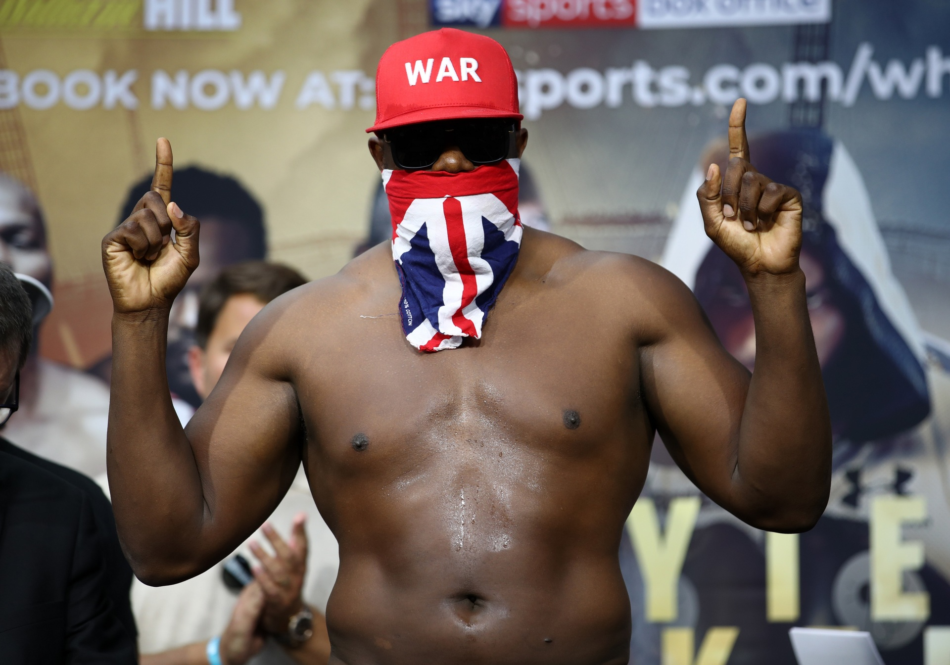Boxing: A bore rather than war as Dereck Chisora stays on track for Joseph Parker fight