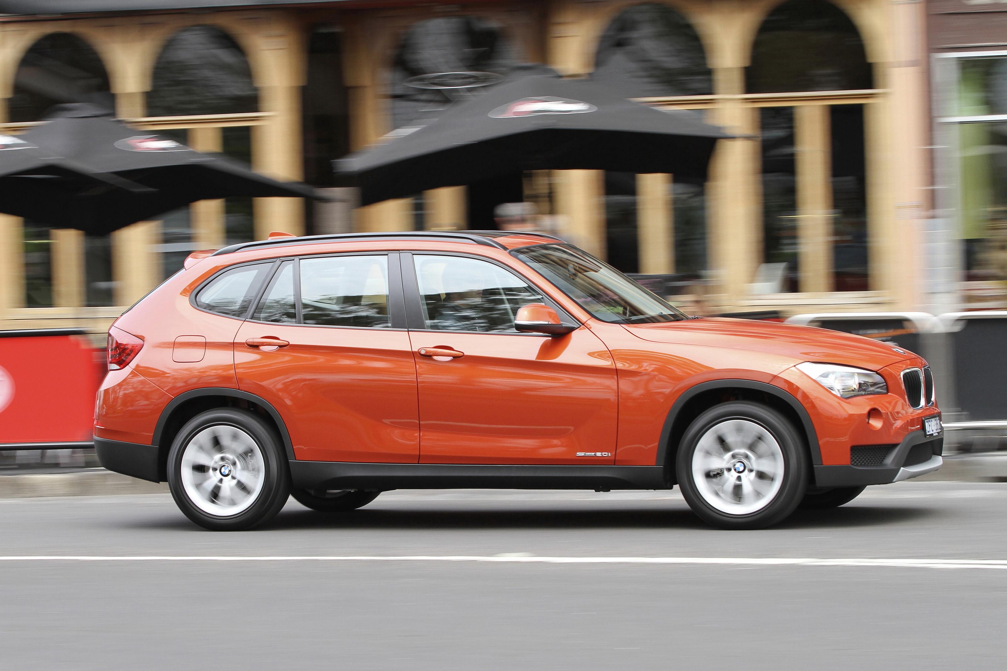 BMW X1: Between the lines - NZ Herald