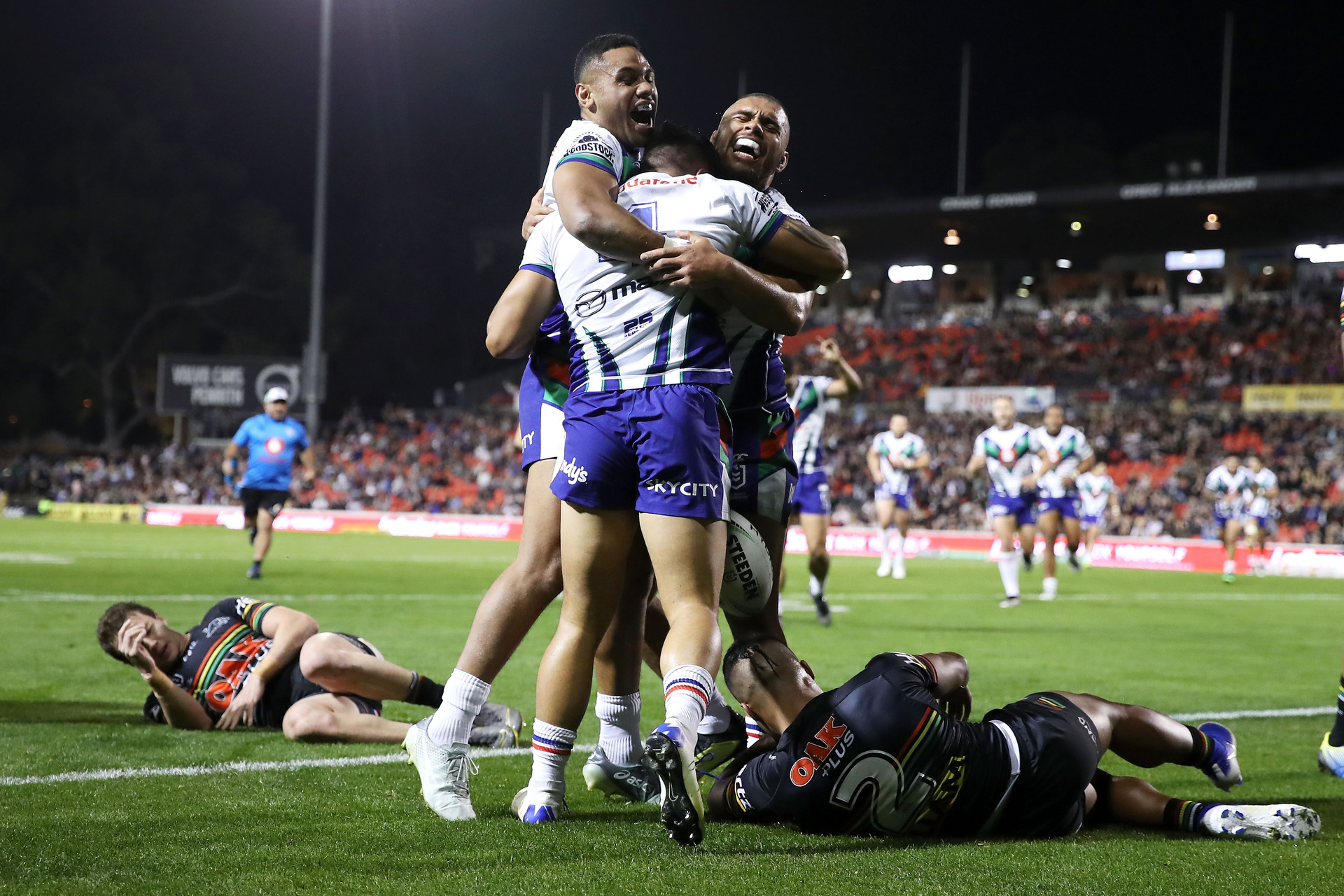 Rugby League: Revived New Zealand Warriors finally have platform to launch in 2019 NRL season