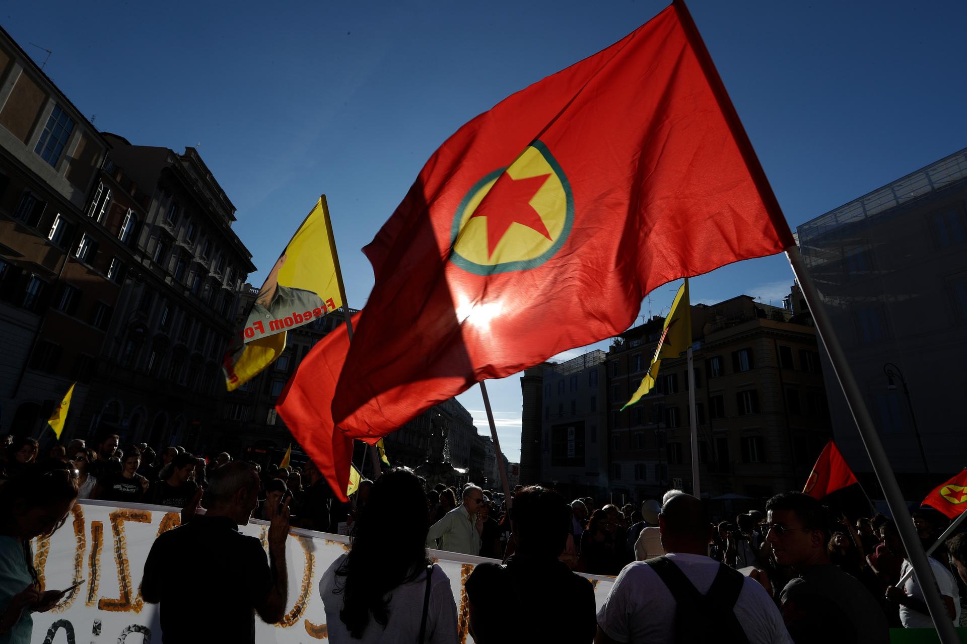 Pentagon: US not abandoning Kurds in face of Turkish attack