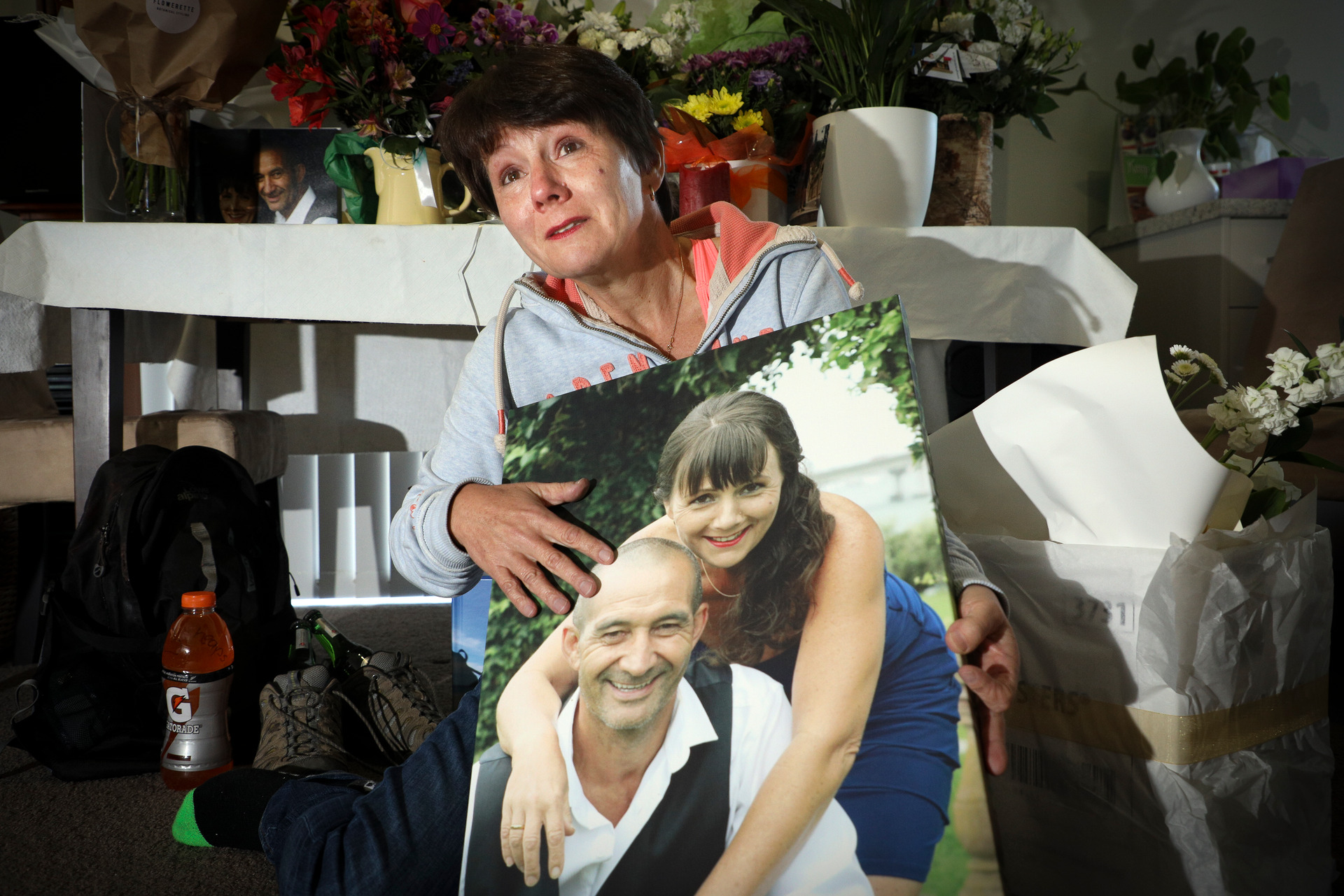 Tauranga man Fred August lost in truck crash had a 'smile that could light a room'
