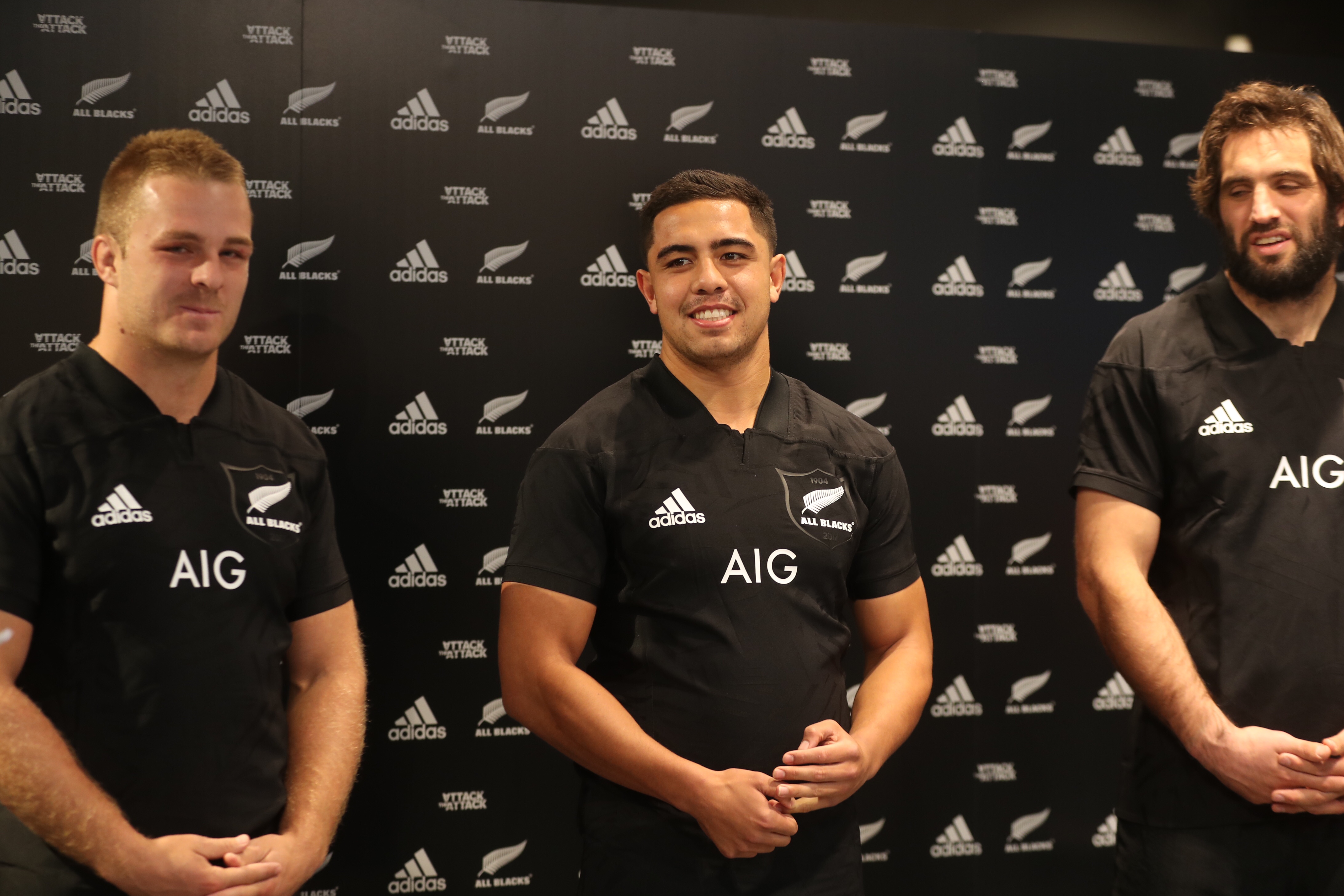 ed26f2d8131 Lions Tour 2017: New jersey and new excitement for All Blacks - NZ ...