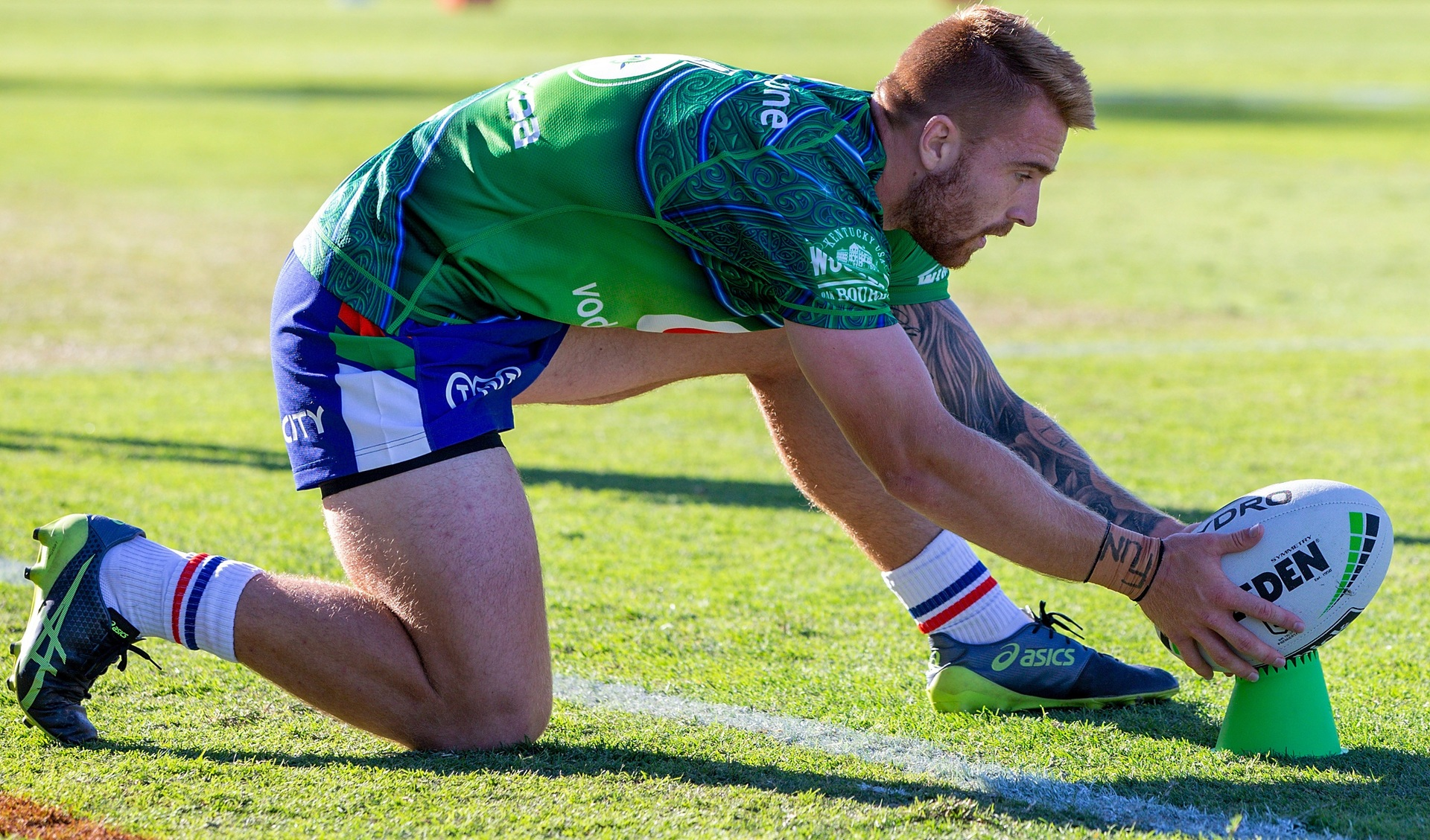 bb30a41a832 Rugby league  Warriors name team for NRL round one - Adam Keighran wins  battle to
