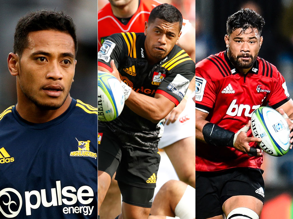 Three New Faces In All Blacks Squad To Face France In June Series