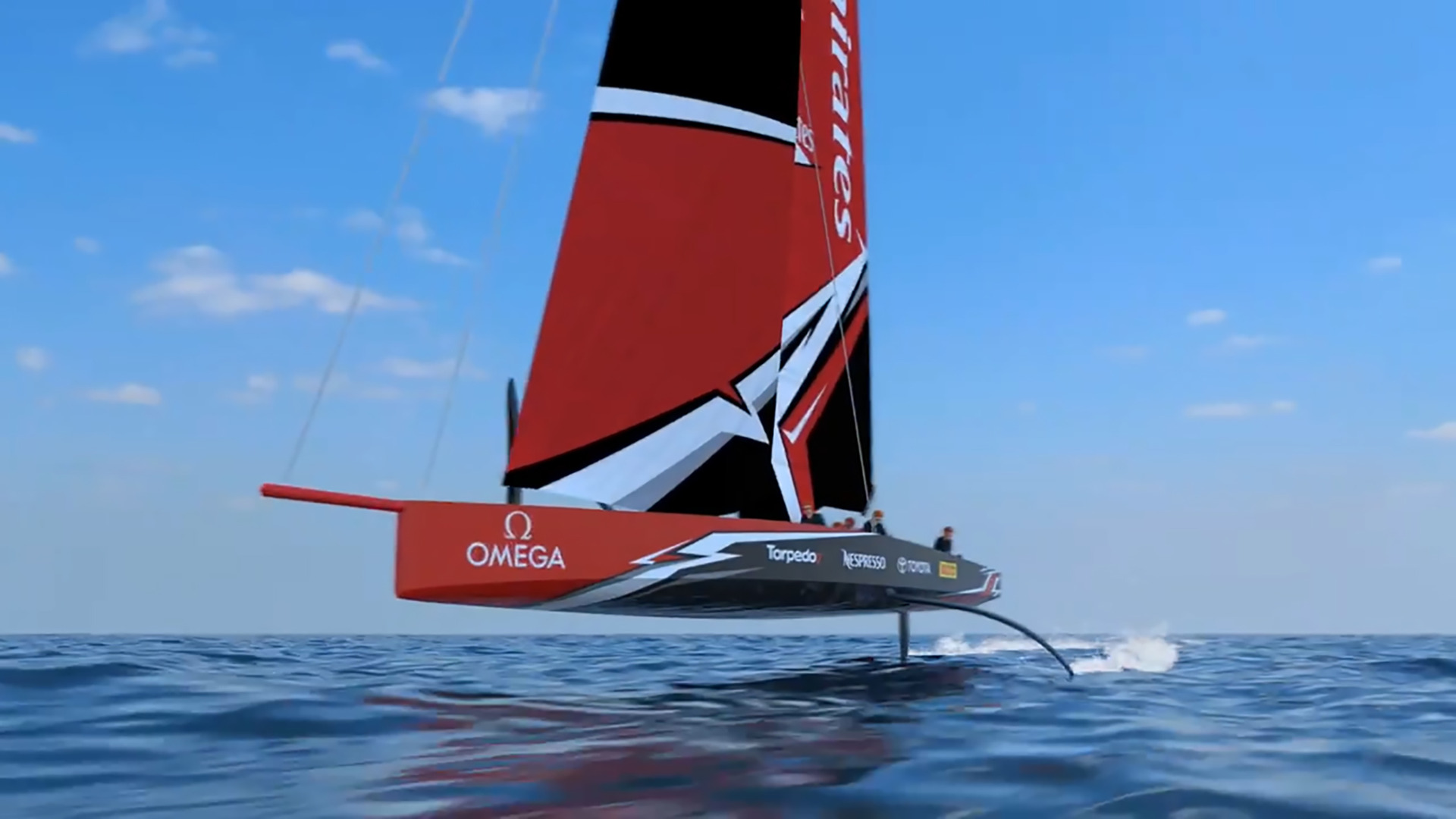 Sailing: 'It's going to be dangerous' - A sneak preview into Team New Zealand's secret America's Cup weapon