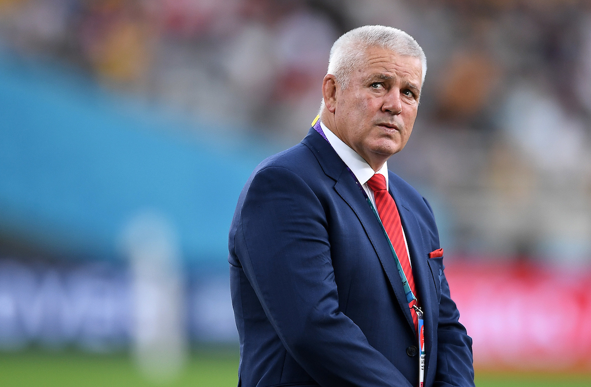 'My lasting regret': Warren Gatland reveals tragic death of first daughter