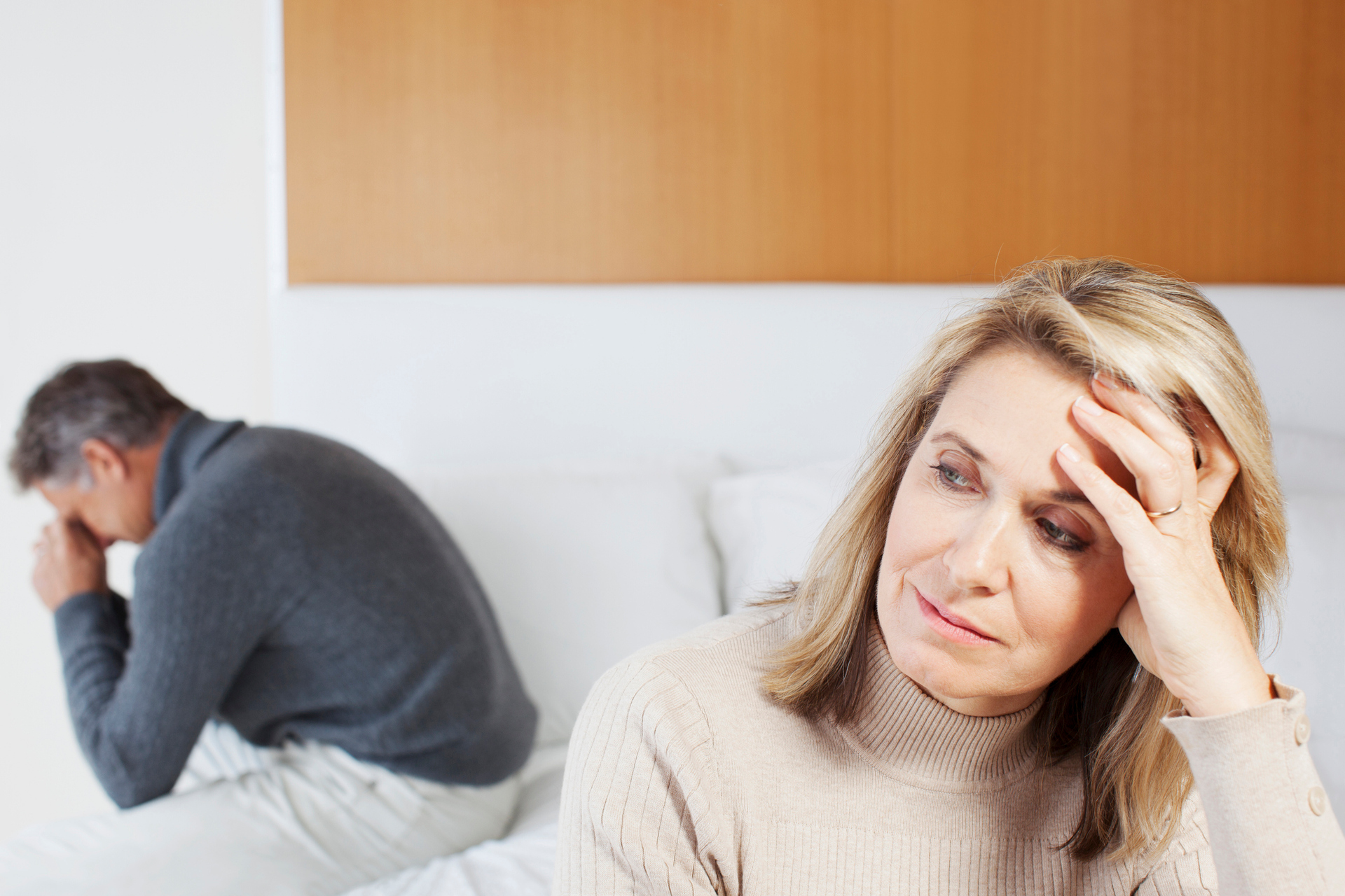 Marriage in midlife: Are you headed for a 'meno-divorce'?