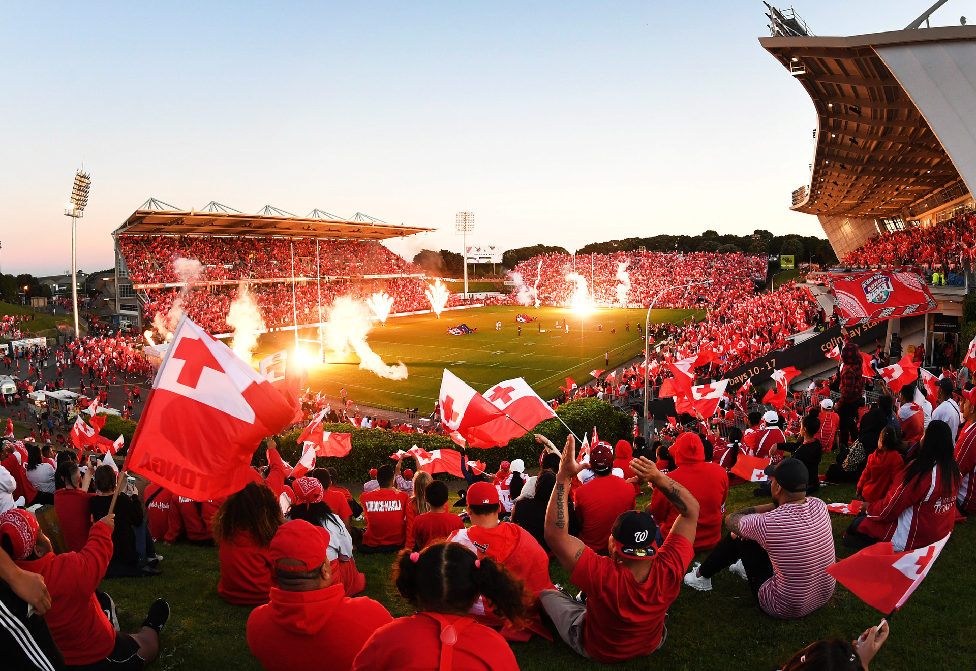 League: Atmosphere at Mate Ma'a Tonga's clash against Kangaroos unlikely to be felt in New Zealand again