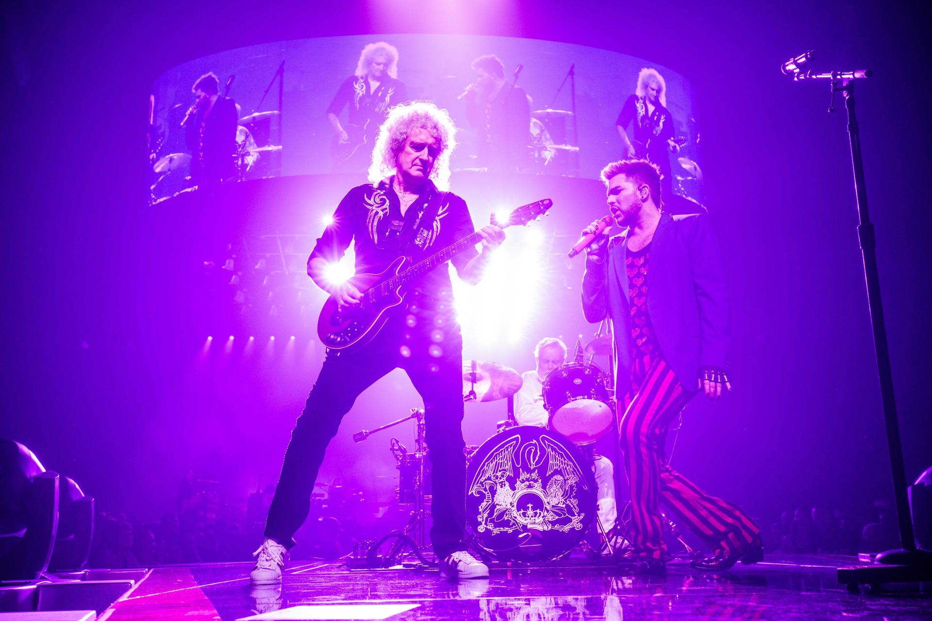 Queen and Adam Lambert coming to rock New Zealand