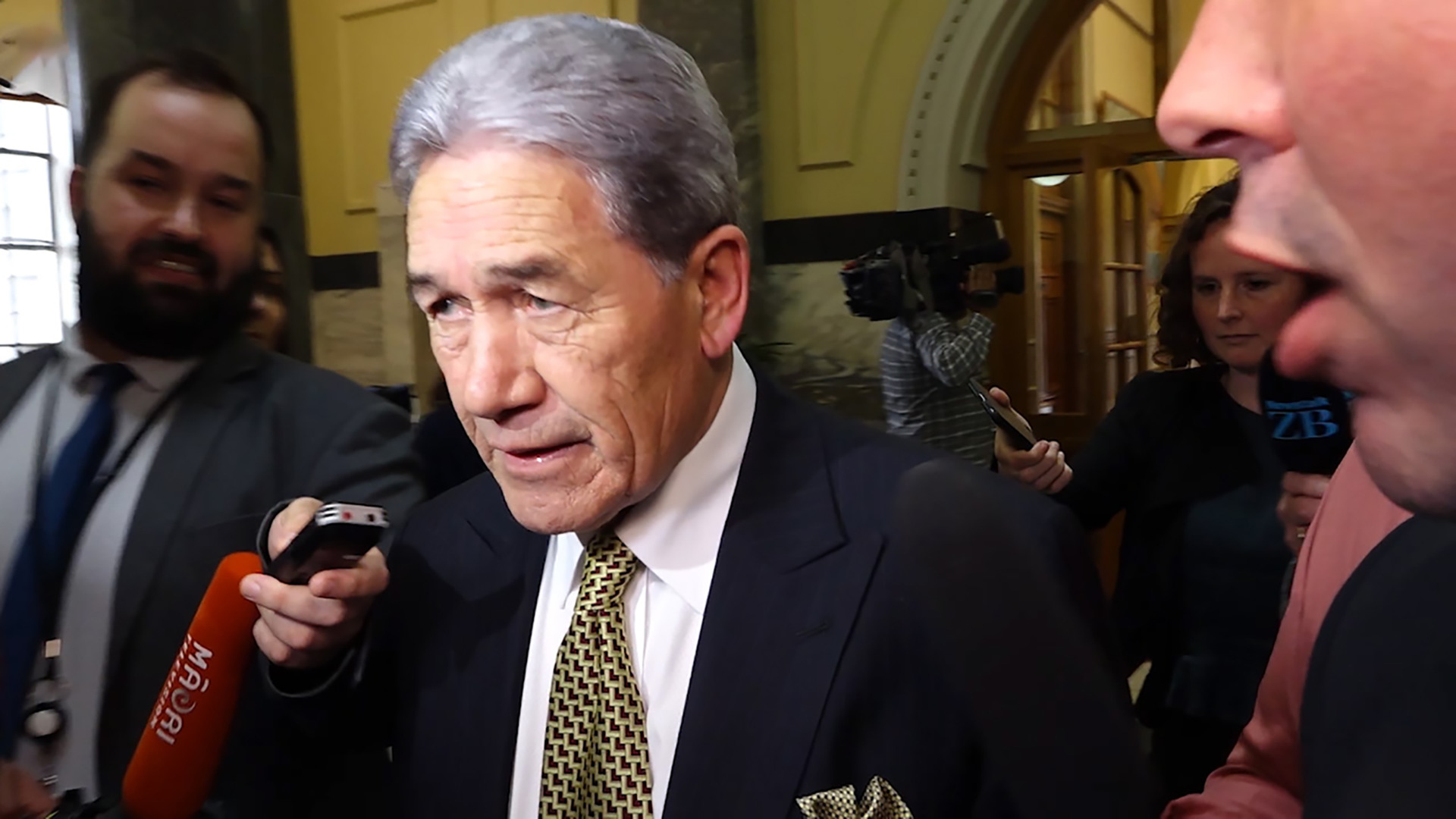 Peters' lawyers' $30m challenge to National: Apologise or be sued