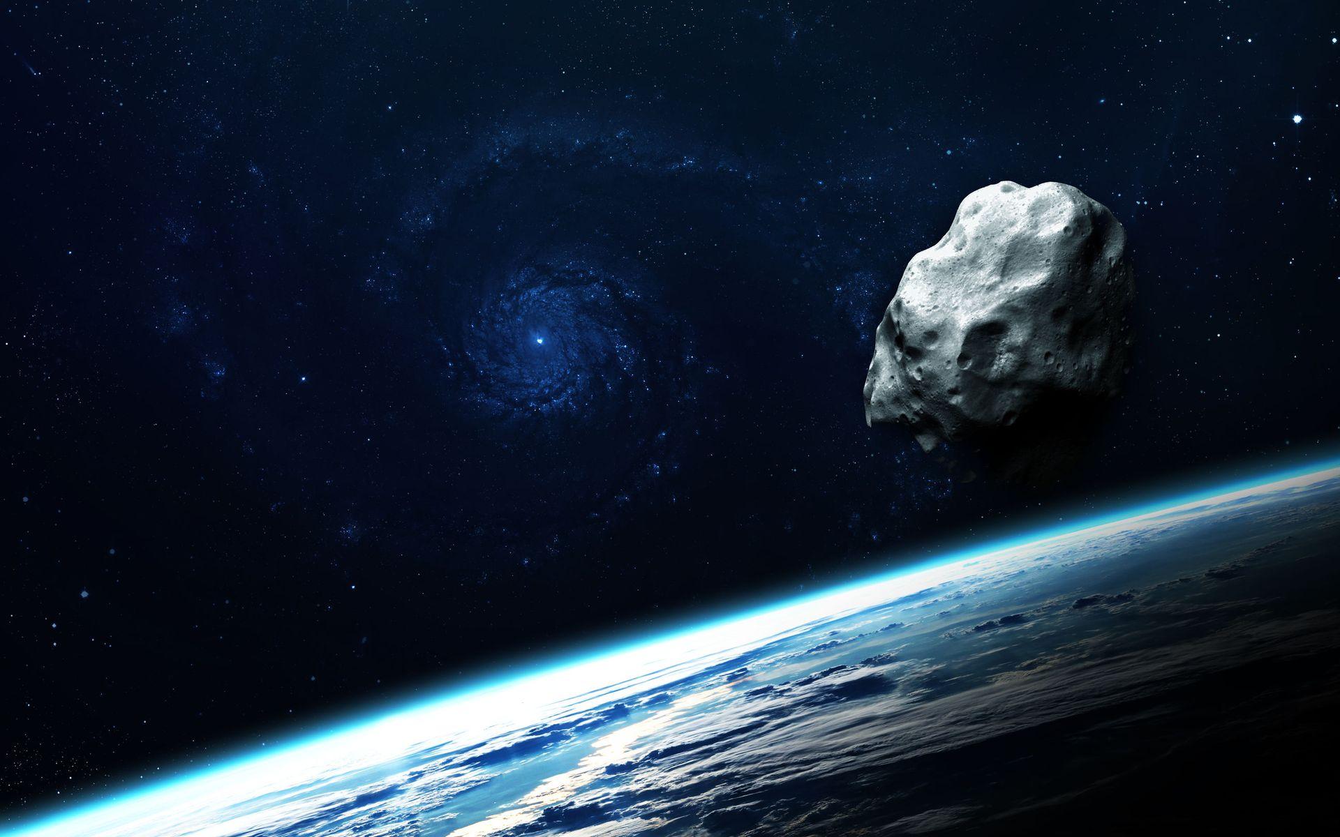 Massive asteroid to skim earth