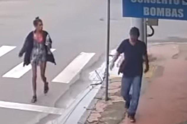 Brazilian homeless woman shot dead for 40c