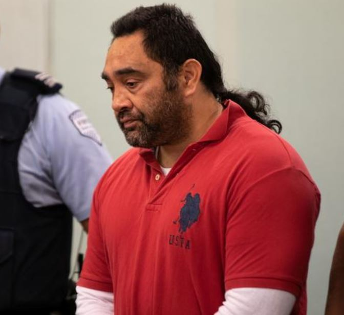 James Whakaruru's killer jailed on sex, violence charges