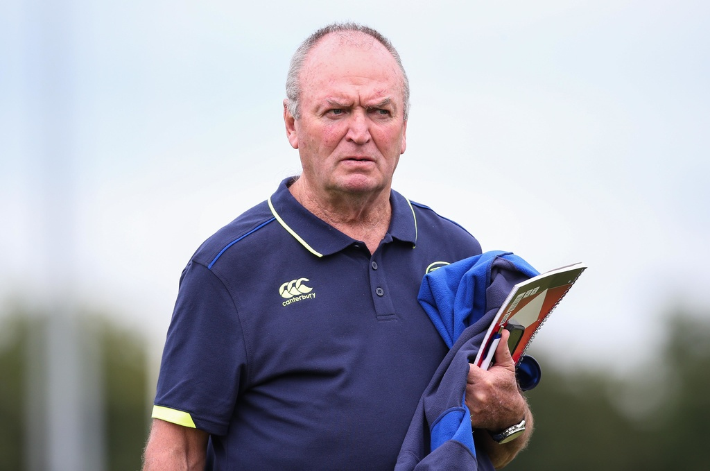Rugby: 'I was more confident four years ago' - Sir Graham Henry on the All Blacks' 2019 Rugby World Cup chances