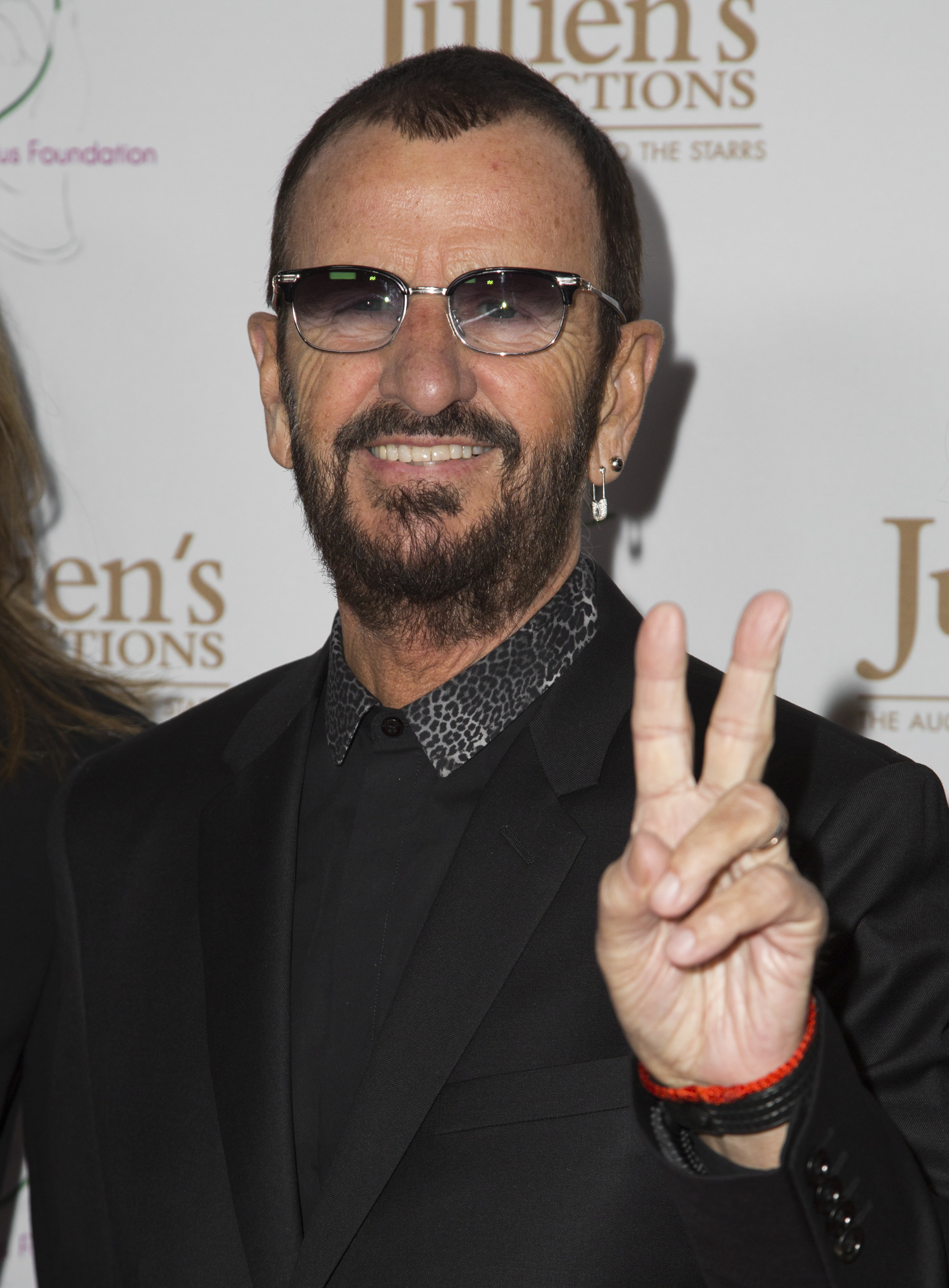 16 Bottles Of Wine A Day Piles Of Coke So How At 75 Does Ringo