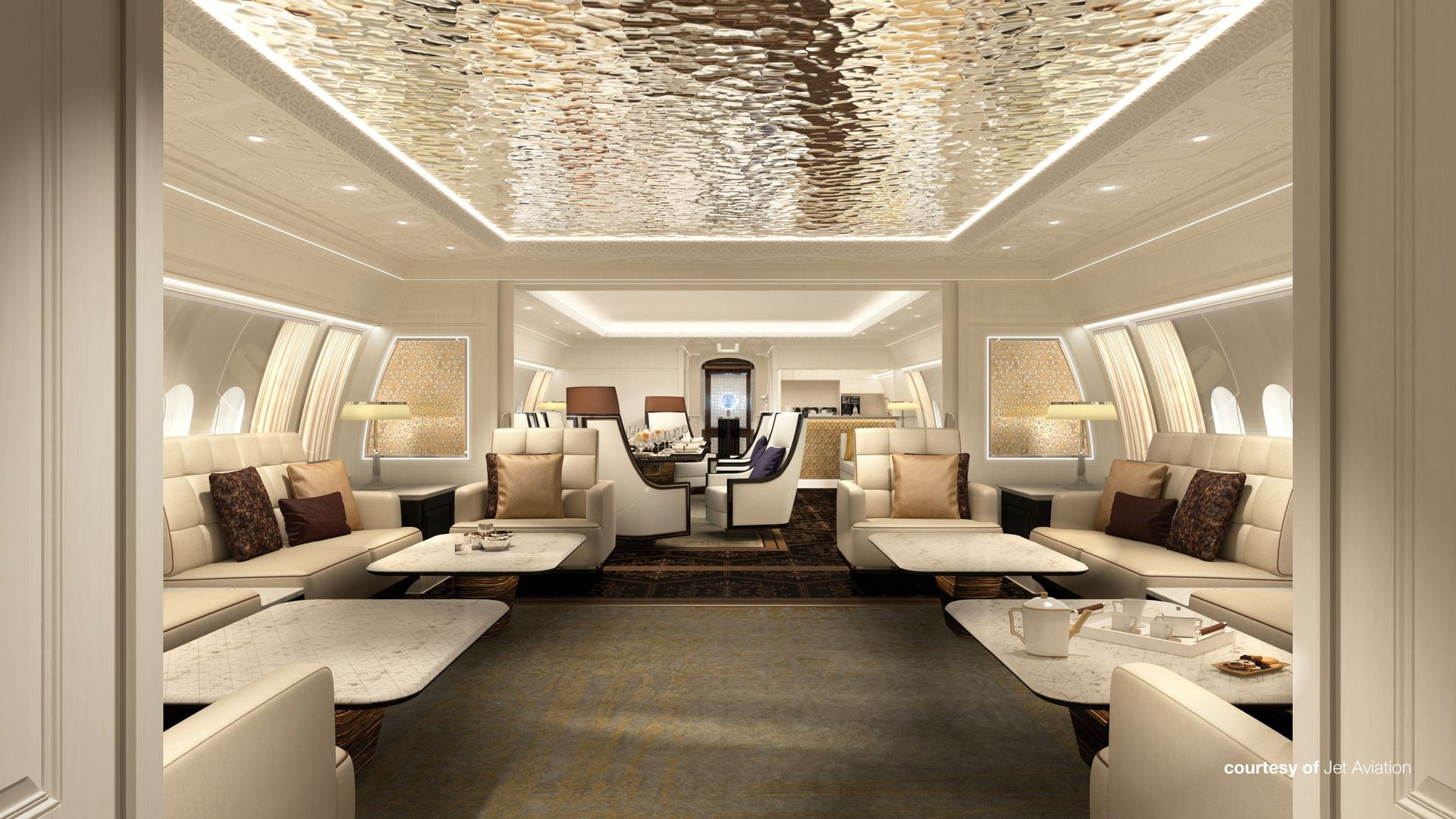 Boeing launches $620m 777X business jet that flies more than half way around the world
