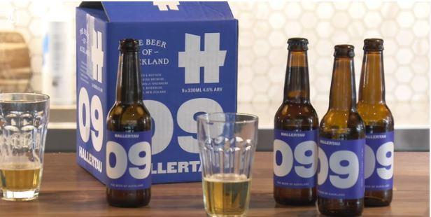 Move over Heineken, is this the new beer of Auckland?