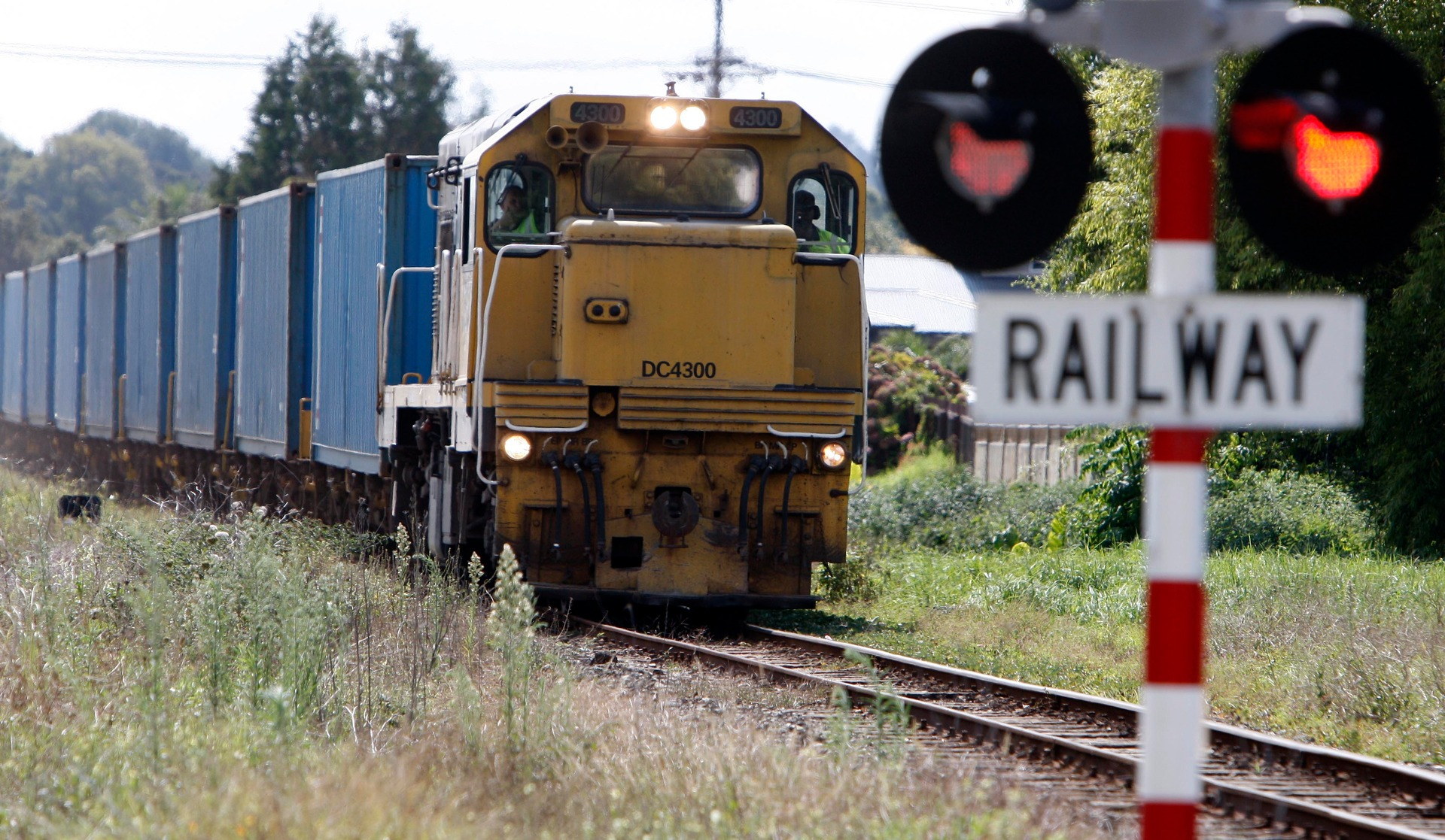$94M to upgrade rail line from Northland to Auckland