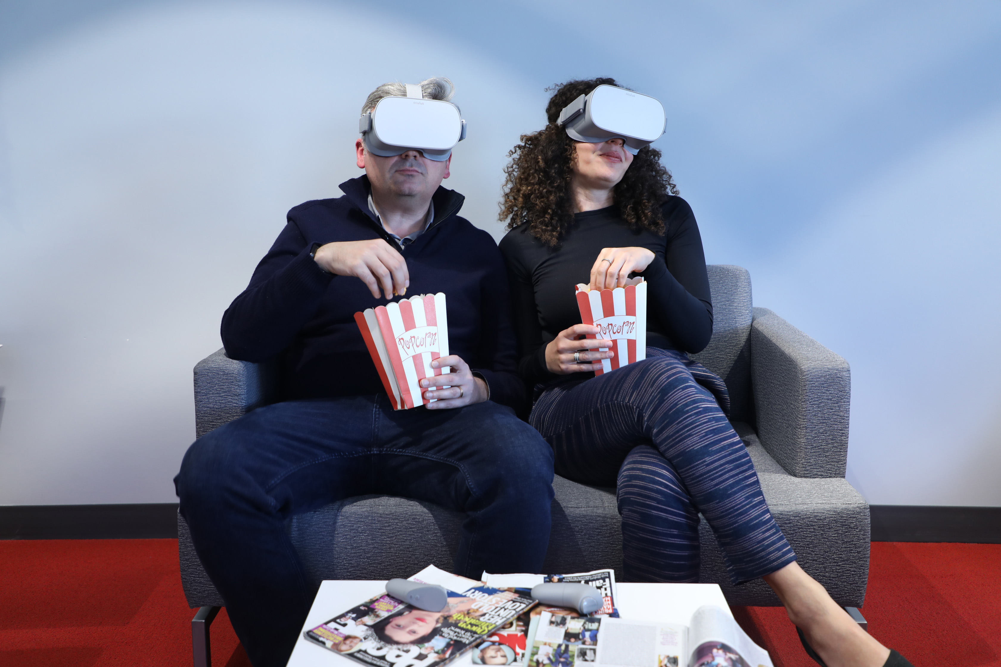 Watch: Oculus Go, the VR headset you might actually buy - NZ