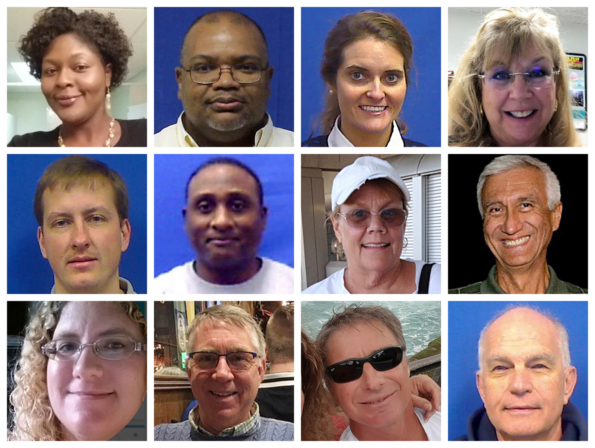 The victims of the Virginia Beach mass shooting