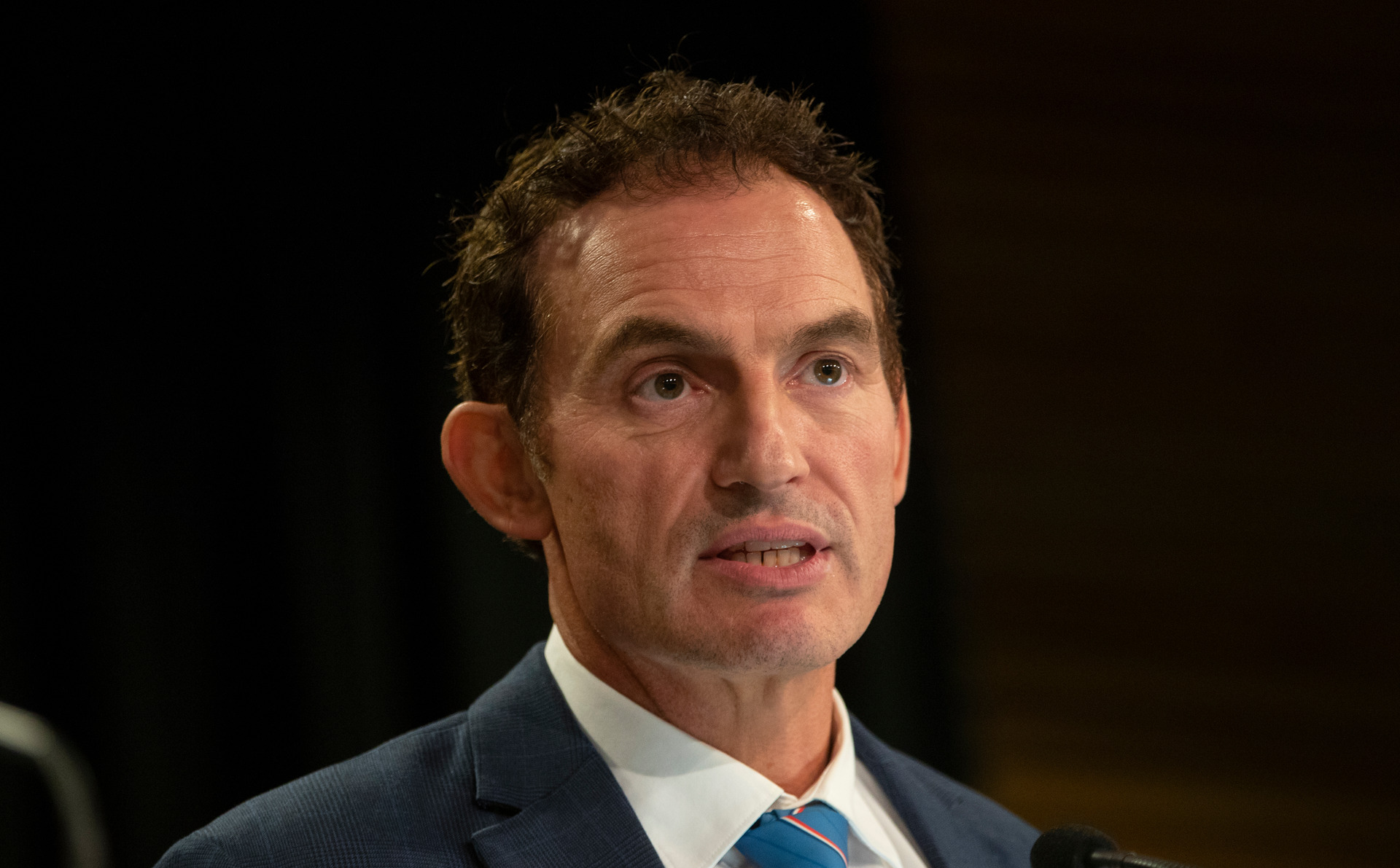 Police Minister Stuart Nash 'very sorry' for swearing at Air NZ staff member