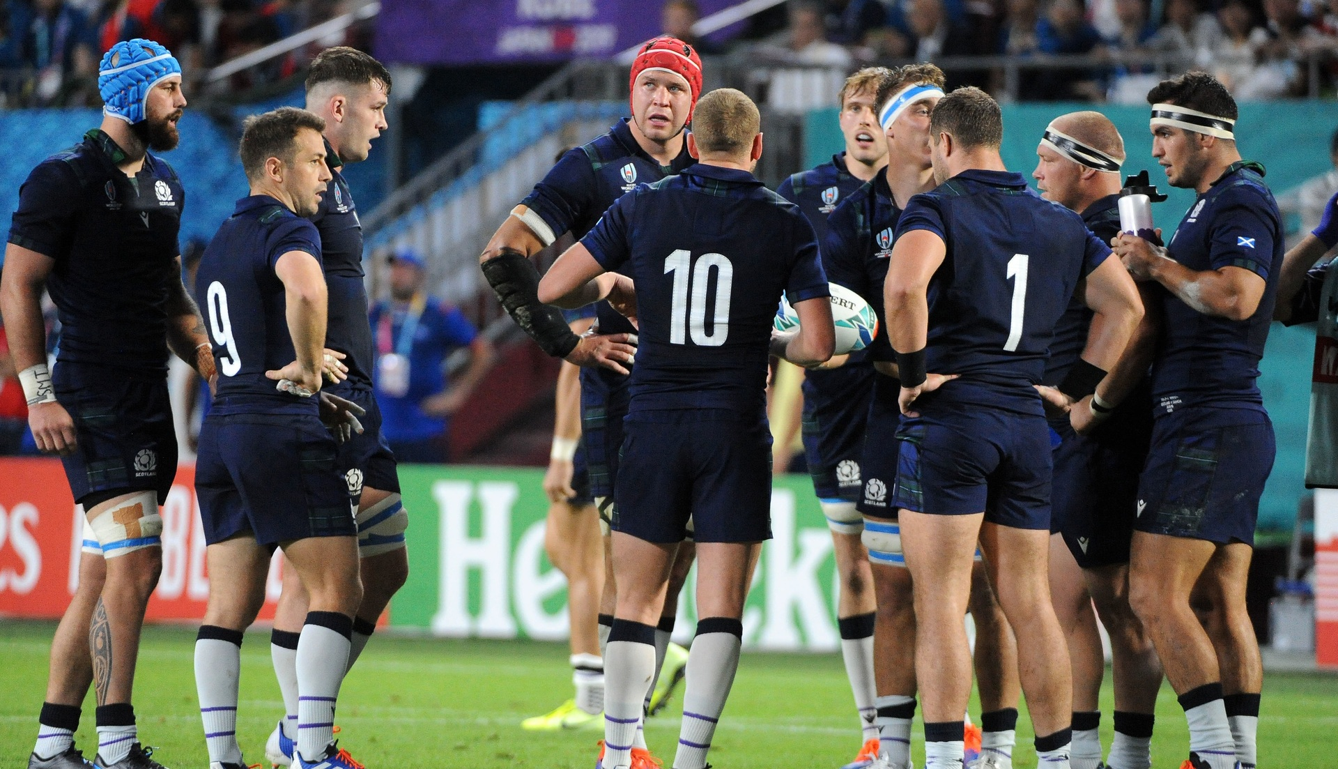 World Cup war: Scotland set to sue World Rugby for 'millions'