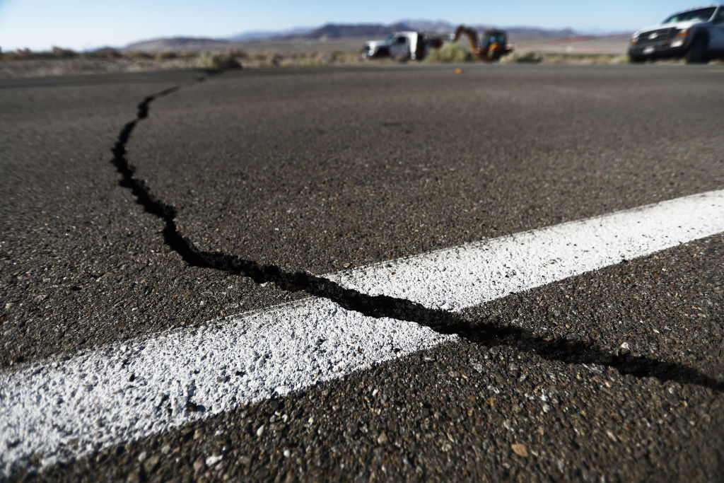 'This one was different': Weird earthquake crack baffling experts