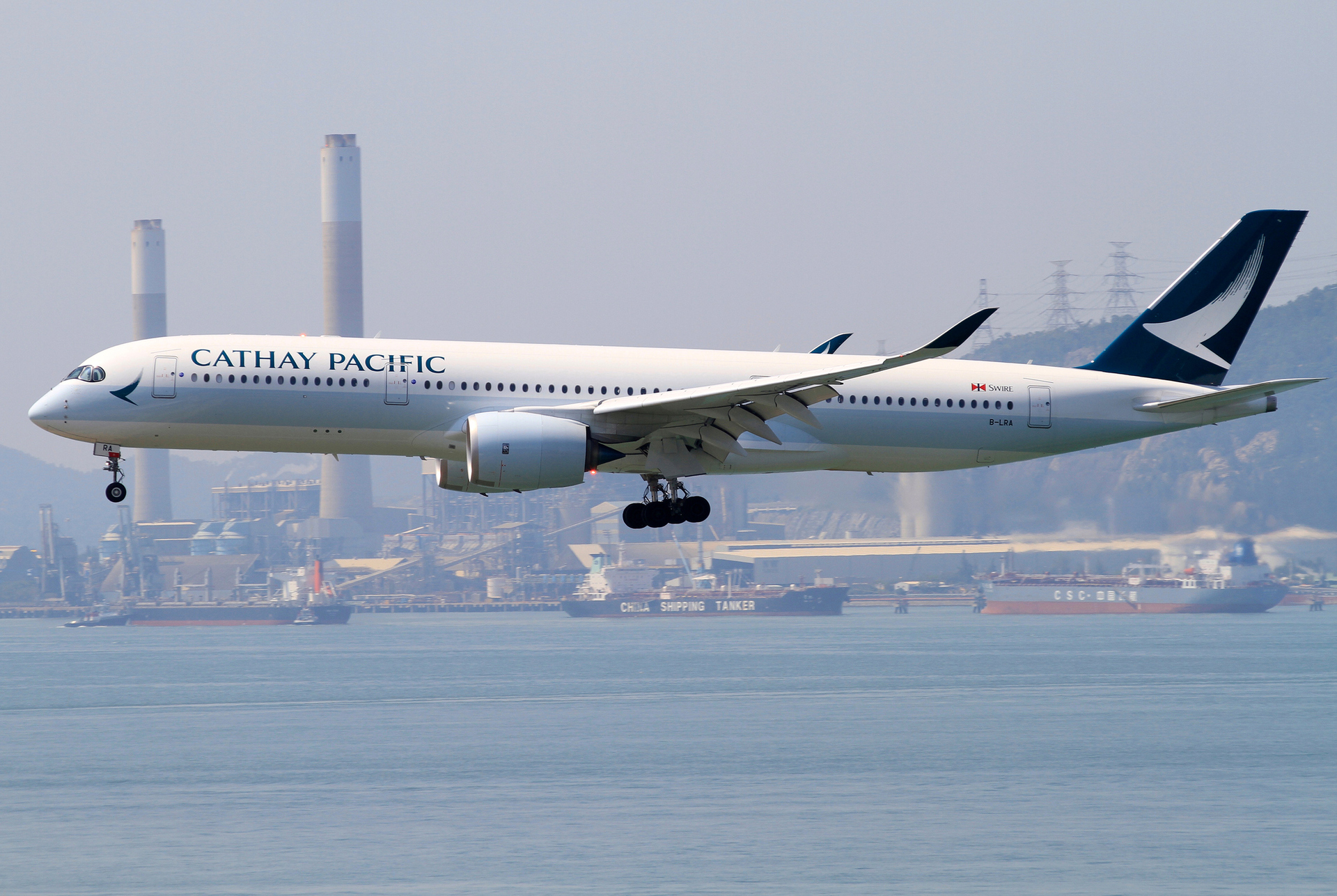 Cathay Pacific pilot 'incapacitated' over South China Sea, shows AAIA report