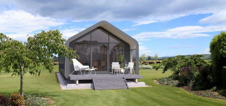 Kiwi company says it can build a house in under a week