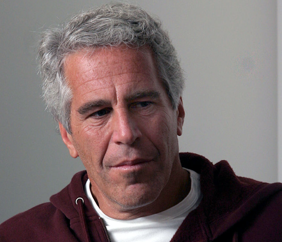 Jeffrey Epstein spent more than two hours 'locked in private room' with mysterious young woman
