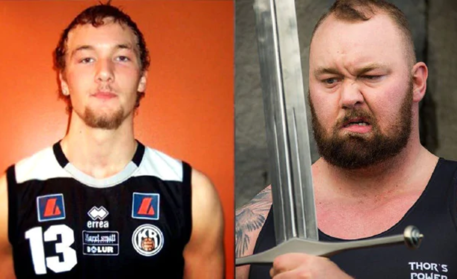 Game of Thrones star Hafthor Bjornsson makes steroid admission