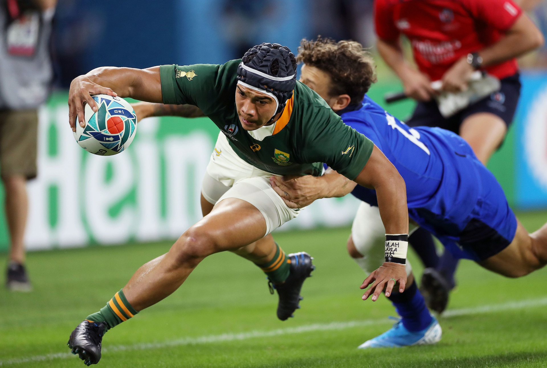 Japan v South Africa: All you need to know