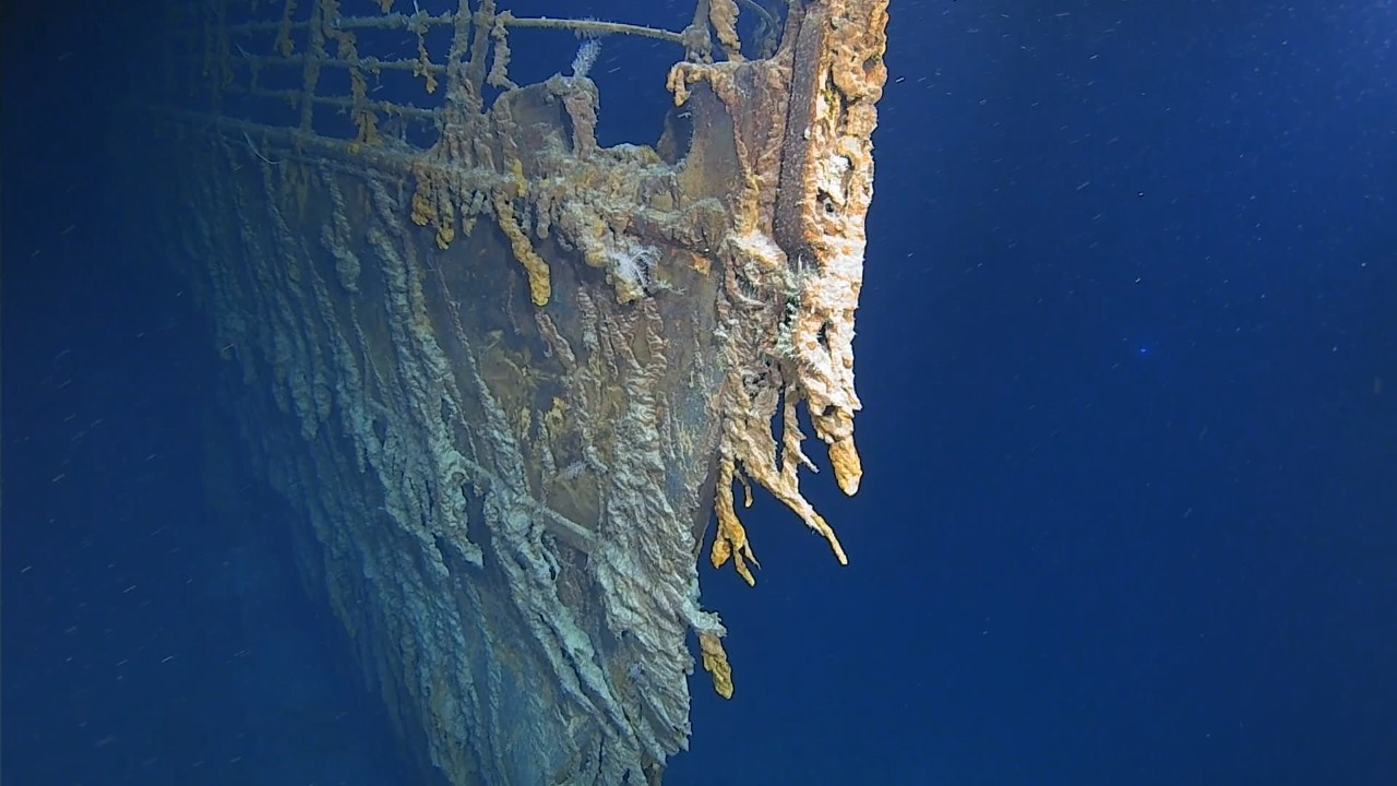 Kiwi leads first expedition to Titanic wreck in Atlantic in 14 years